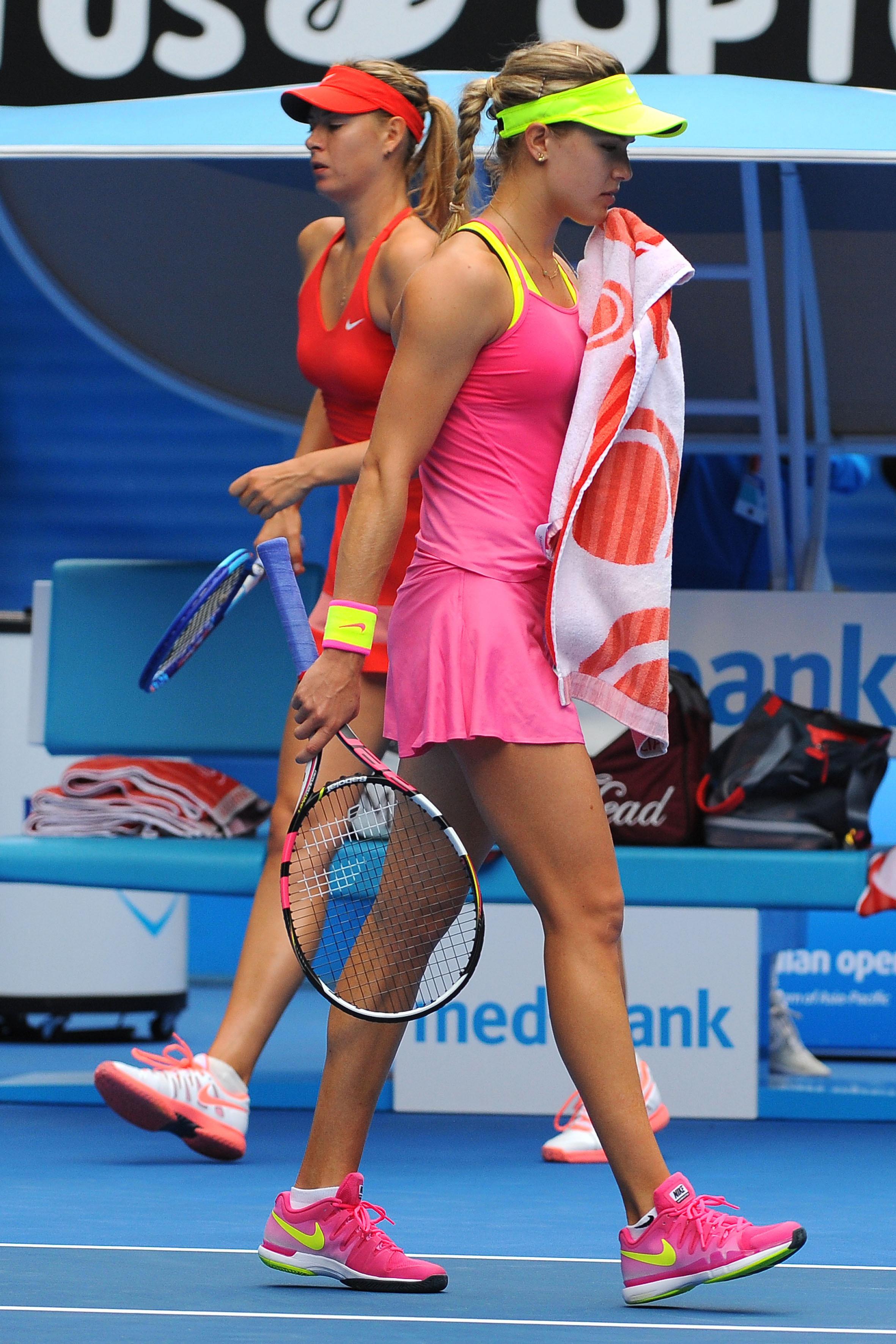 Tennis - WTA - Bouchard : «Sharapova est une tricheuse»