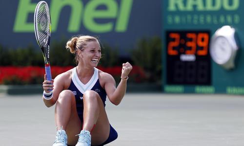 Cibulkova magistrale - WTA - Tennis -