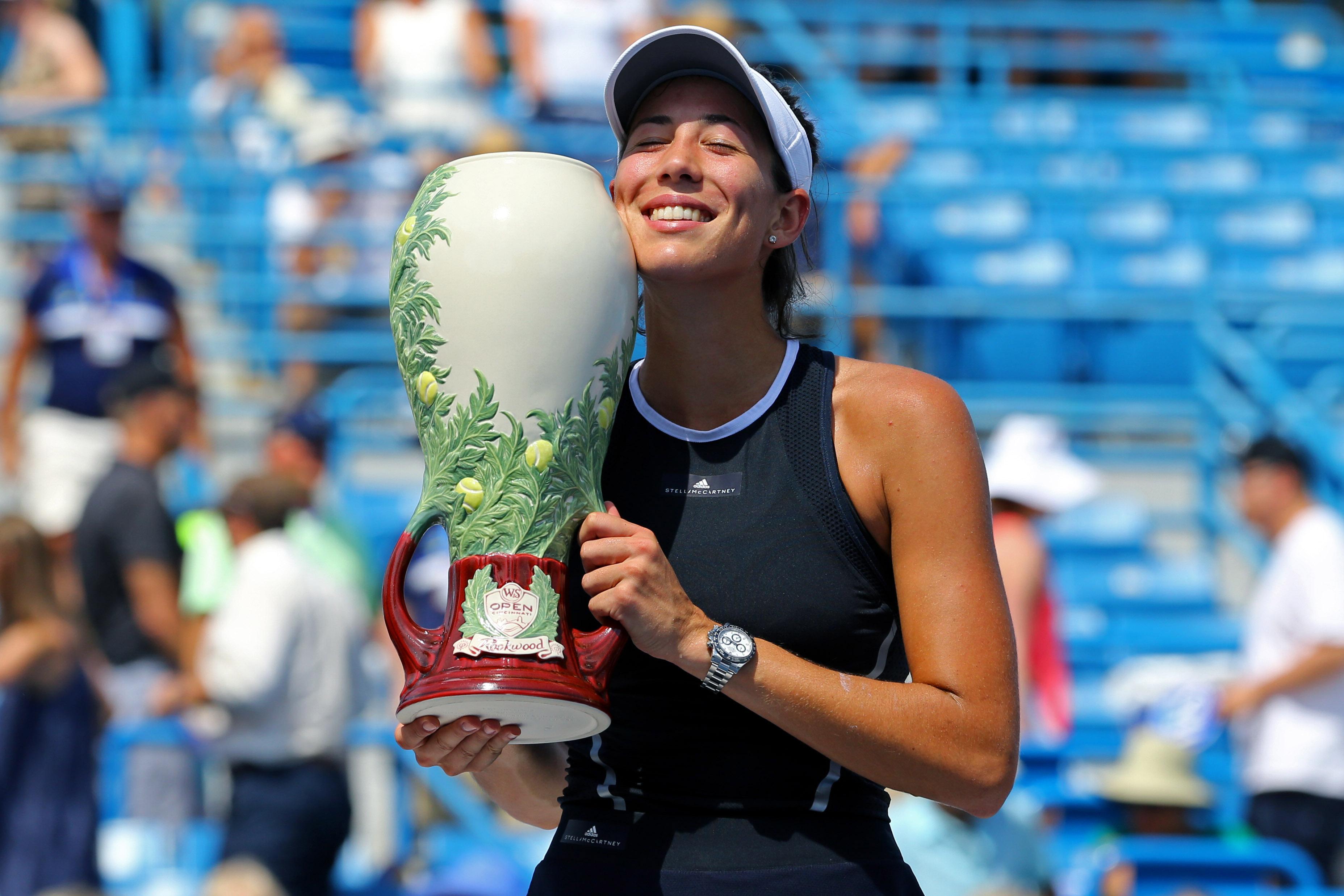 Tennis - WTA - Cincinnati : Muguruza écoeure Halep en finale