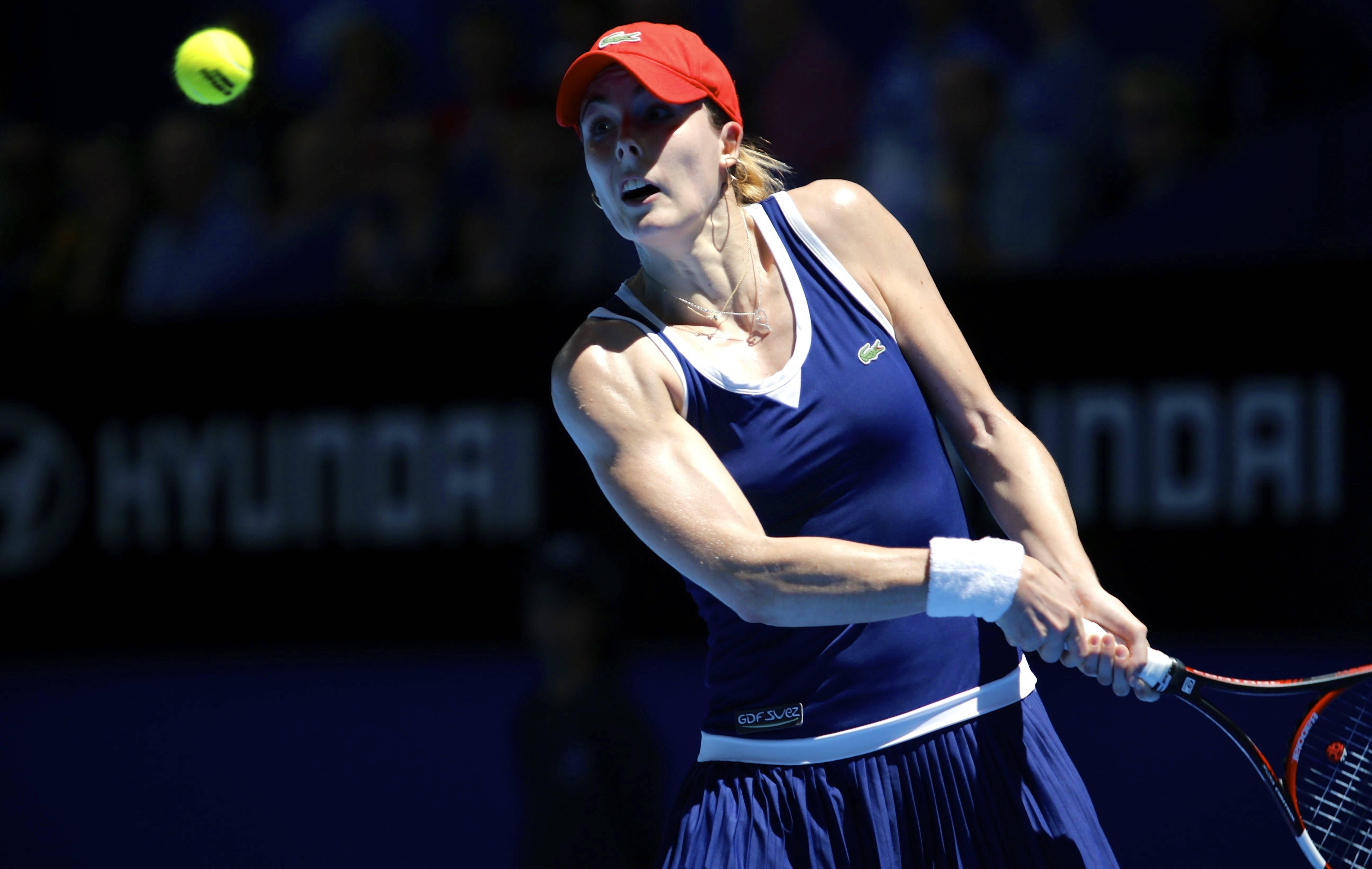 Tennis - WTA - Cornet n'a pas r�cup�r�