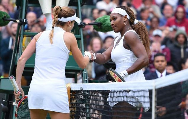 Tennis : WTA - Cornet se dressera face � Serena