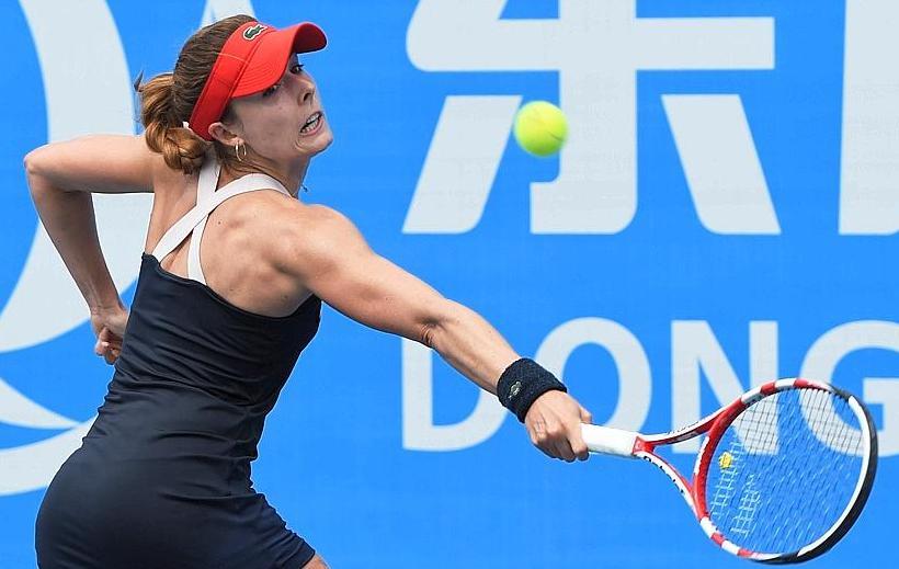 Tennis : WTA - Cornet stopp�e par Bouchard