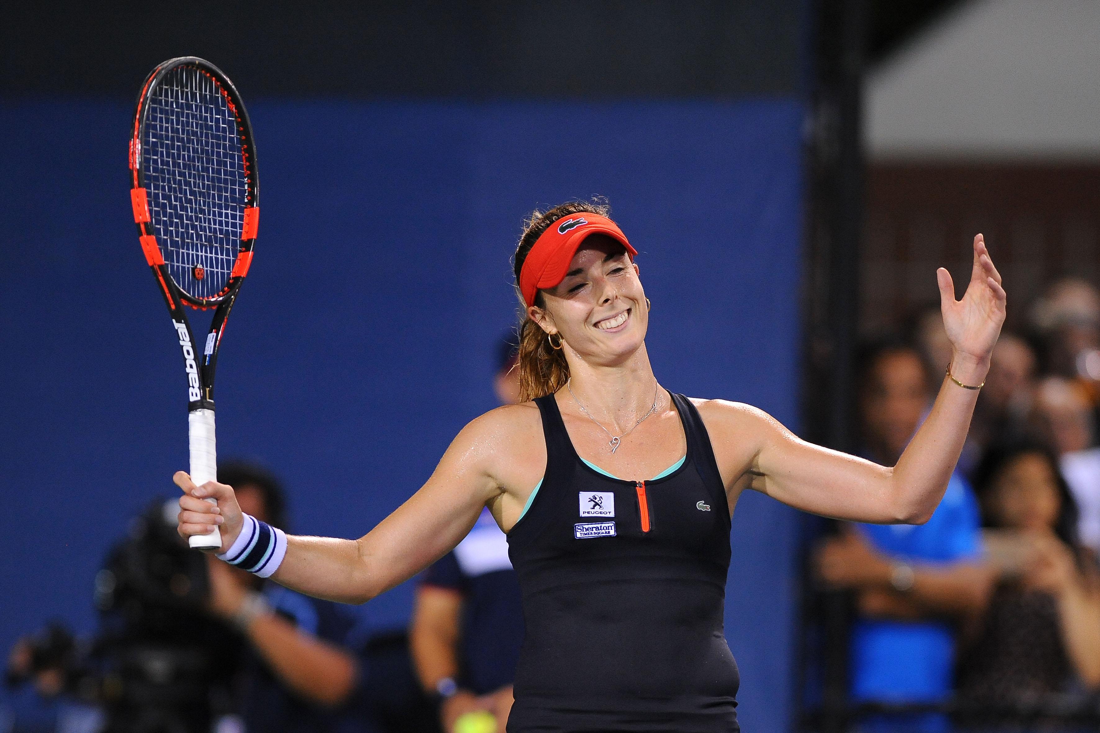 Tennis : WTA - </b>En &#233;crasant Bouchard, Cornet d&#233;bute magnifiquement 2016