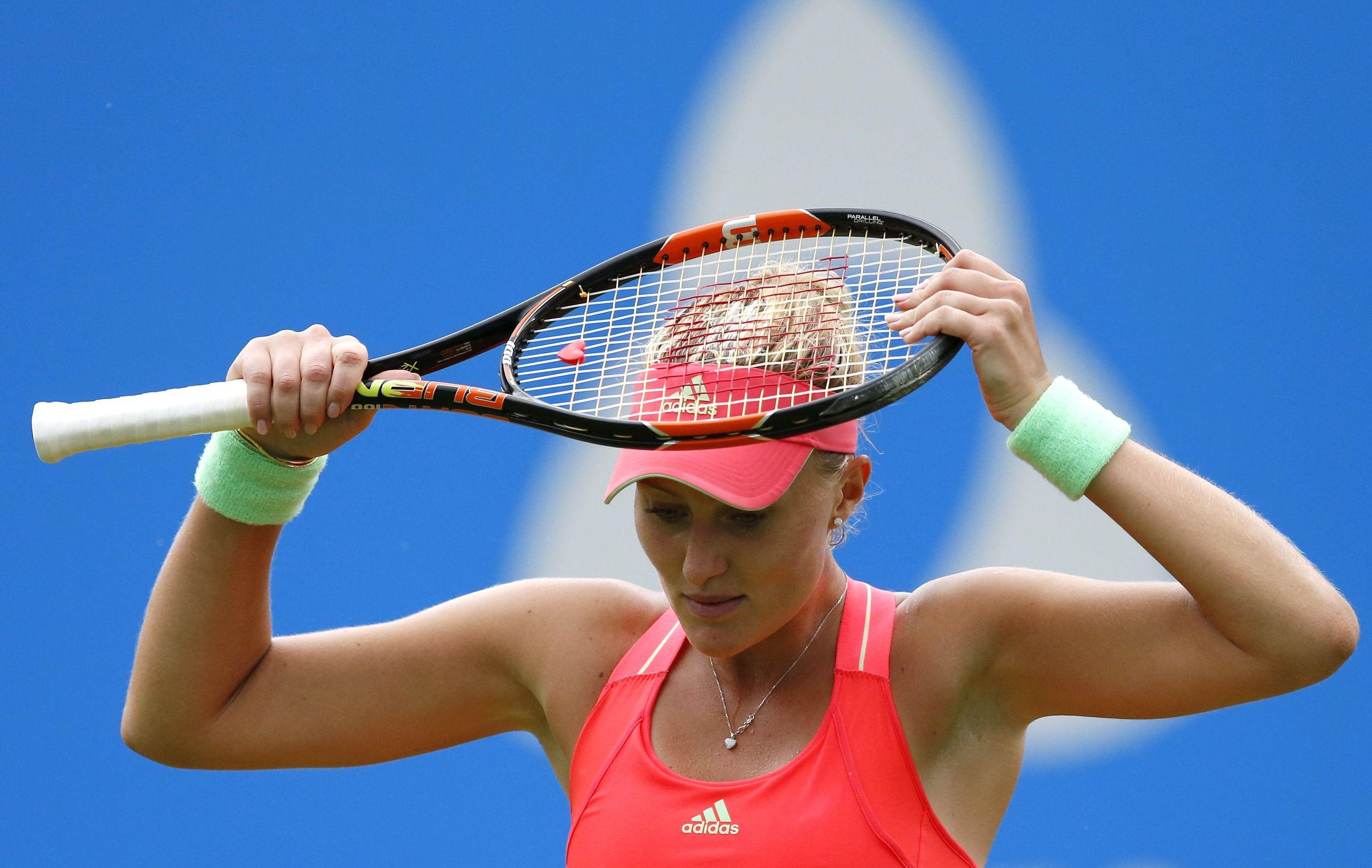 Tennis : WTA - </b>Fin de l?aventure pour Mladenovic