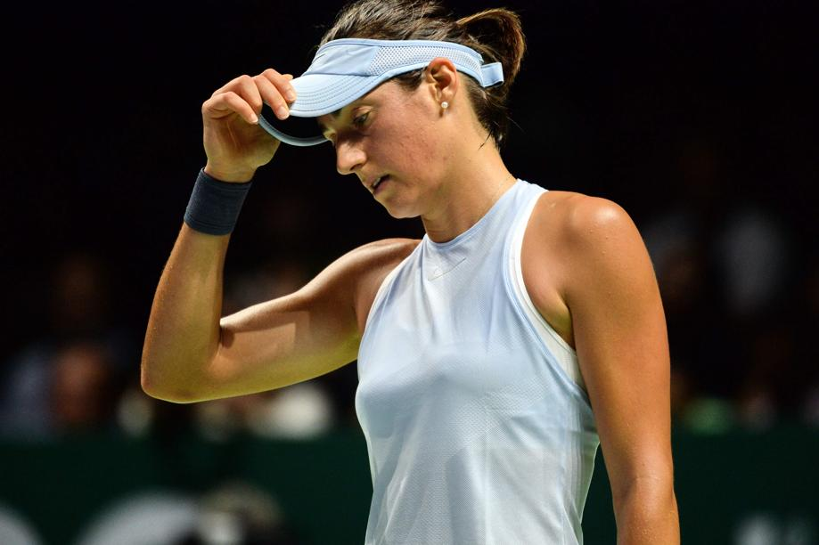 Tennis - WTA - Masters : Garcia coince d'entrée face à Halep