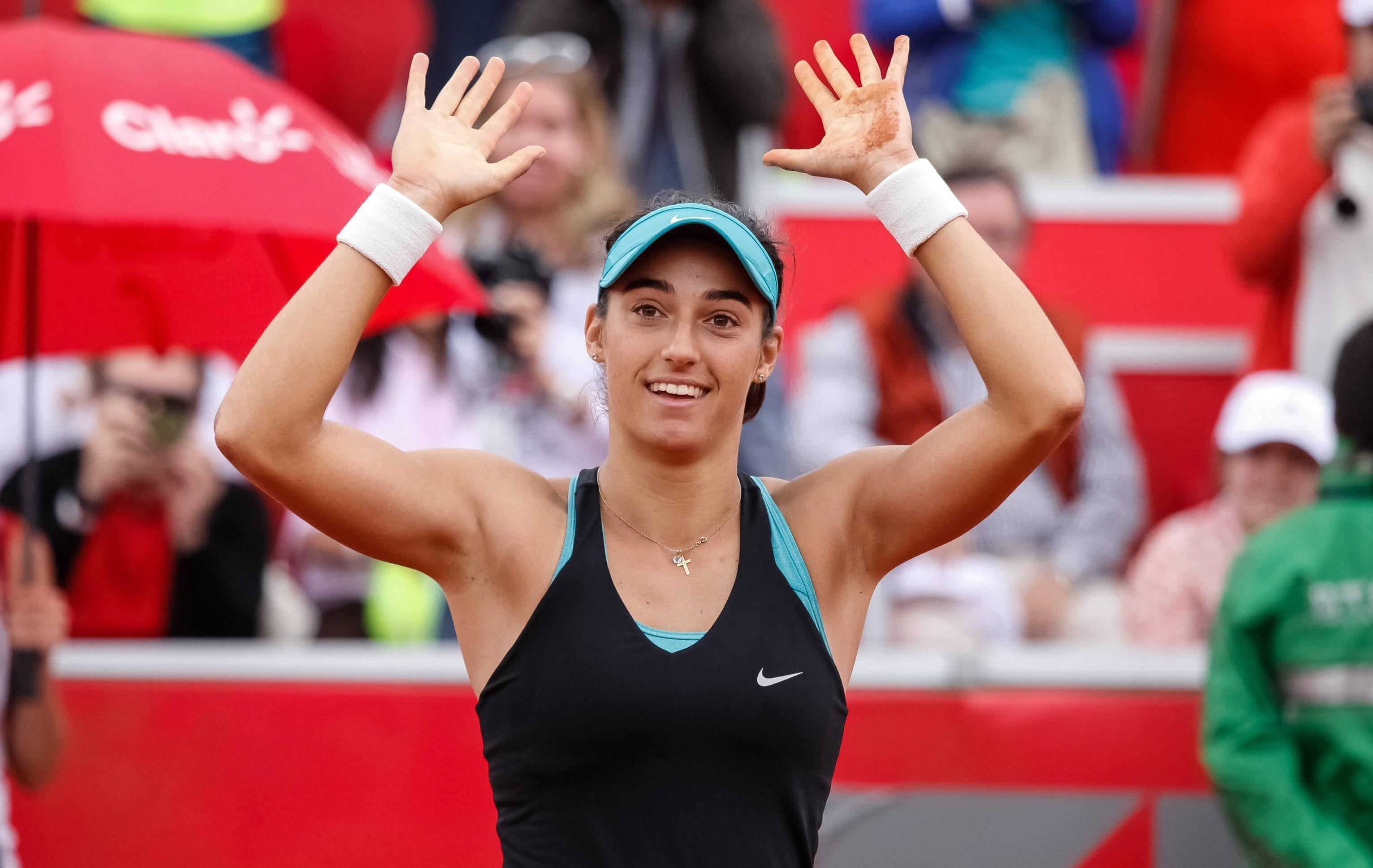 Tennis : WTA - Garcia toujours sur son nuage, Williams requinqu�e