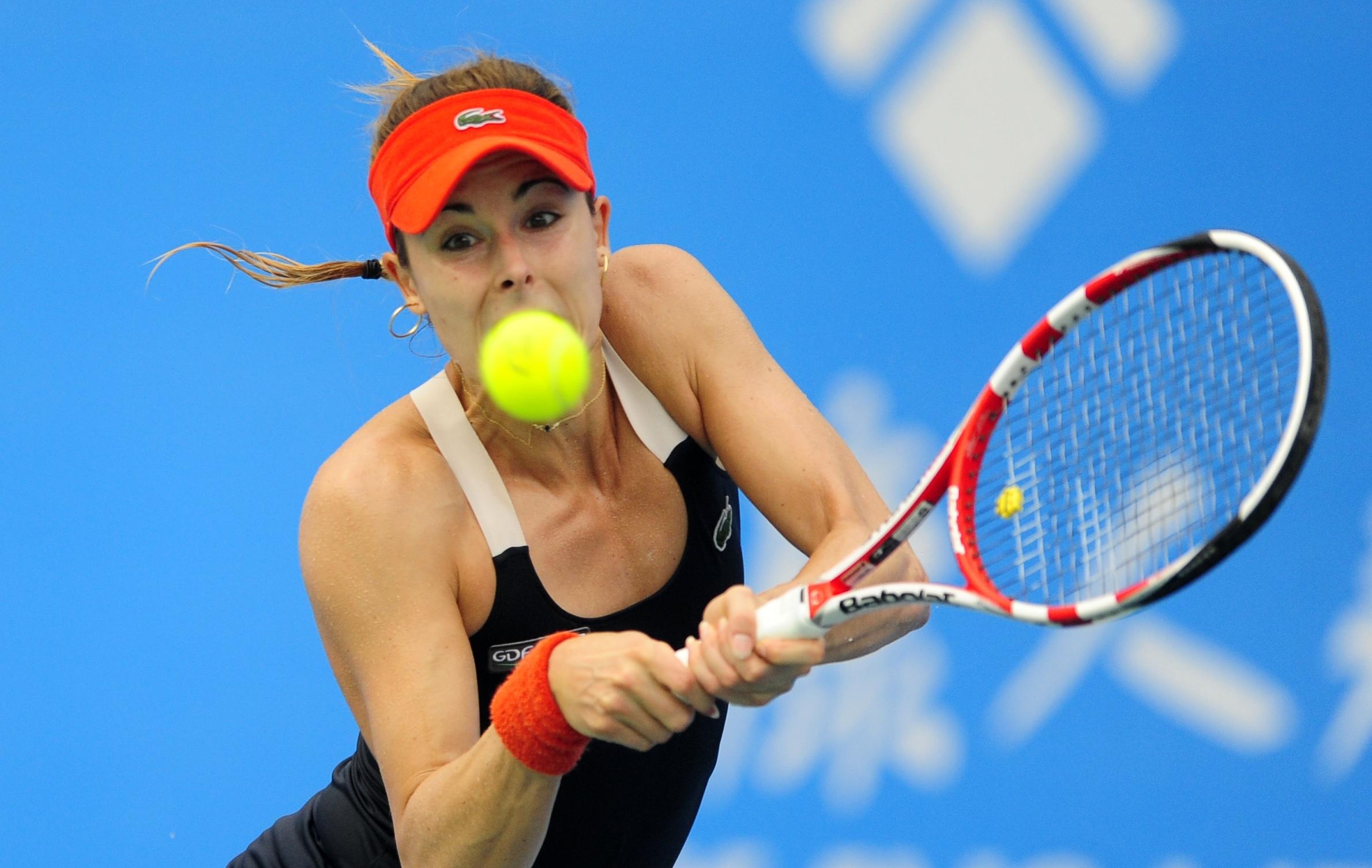 Tennis - WTA - La Chine, terre d?inspiration pour Aliz� Cornet
