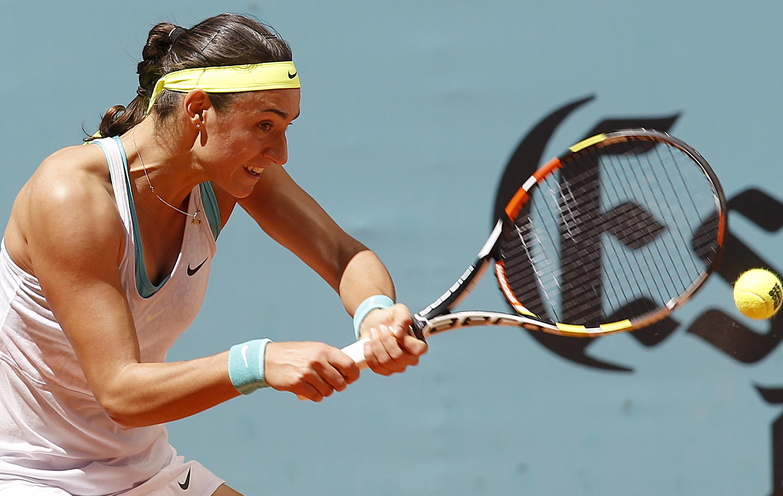 Tennis : WTA - </b> La victoire au bout de la raquette pour Garcia