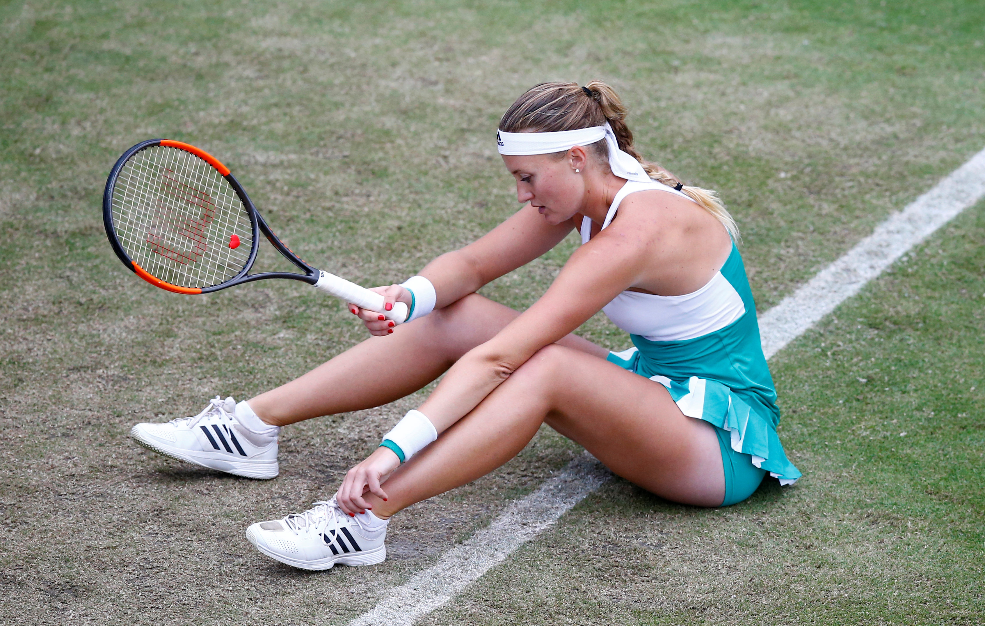 Tennis - WTA - 10 défaites de suite, le cauchemar de Mladenovic se poursuit….