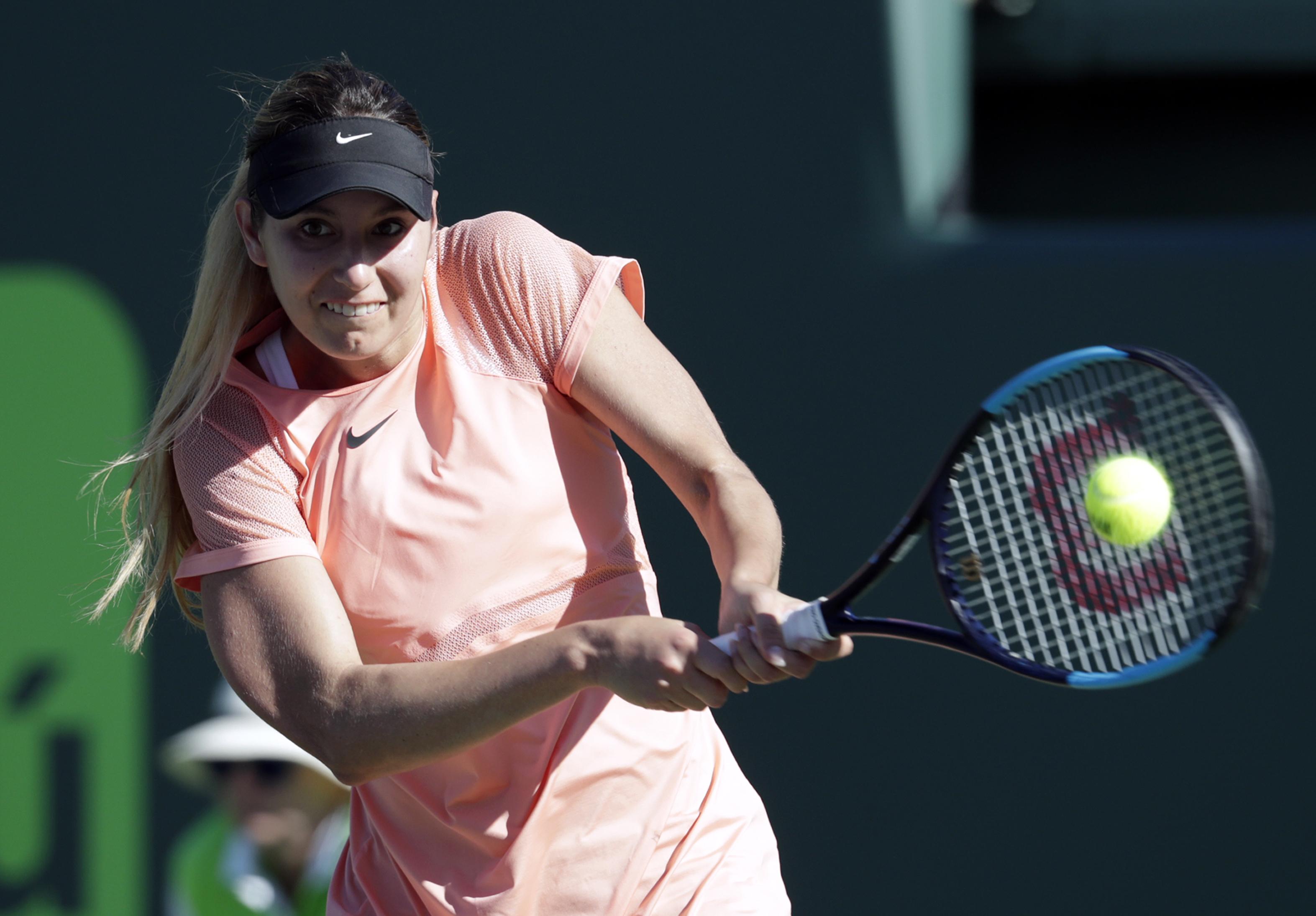 Tennis - WTA - Miami : Dodin proche d'un immense exploit face à la numéro 1 mondiale