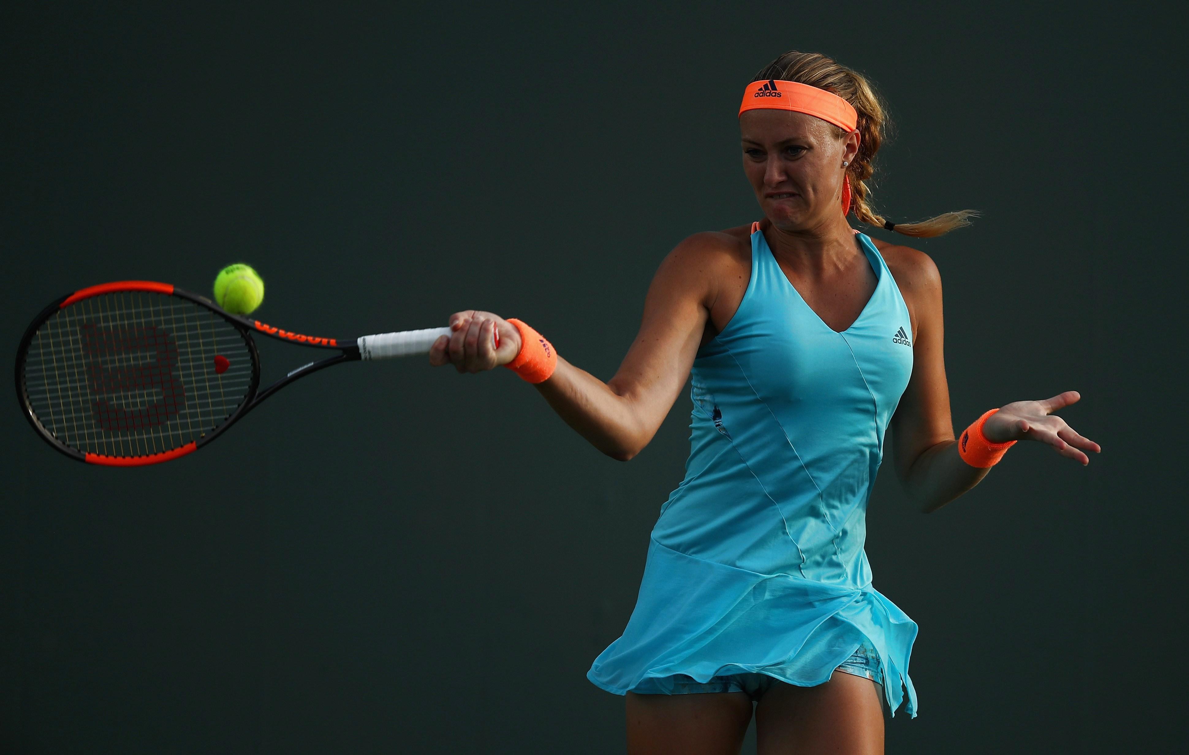 Tennis - WTA - Miami : Mladenovic retombe sur terre