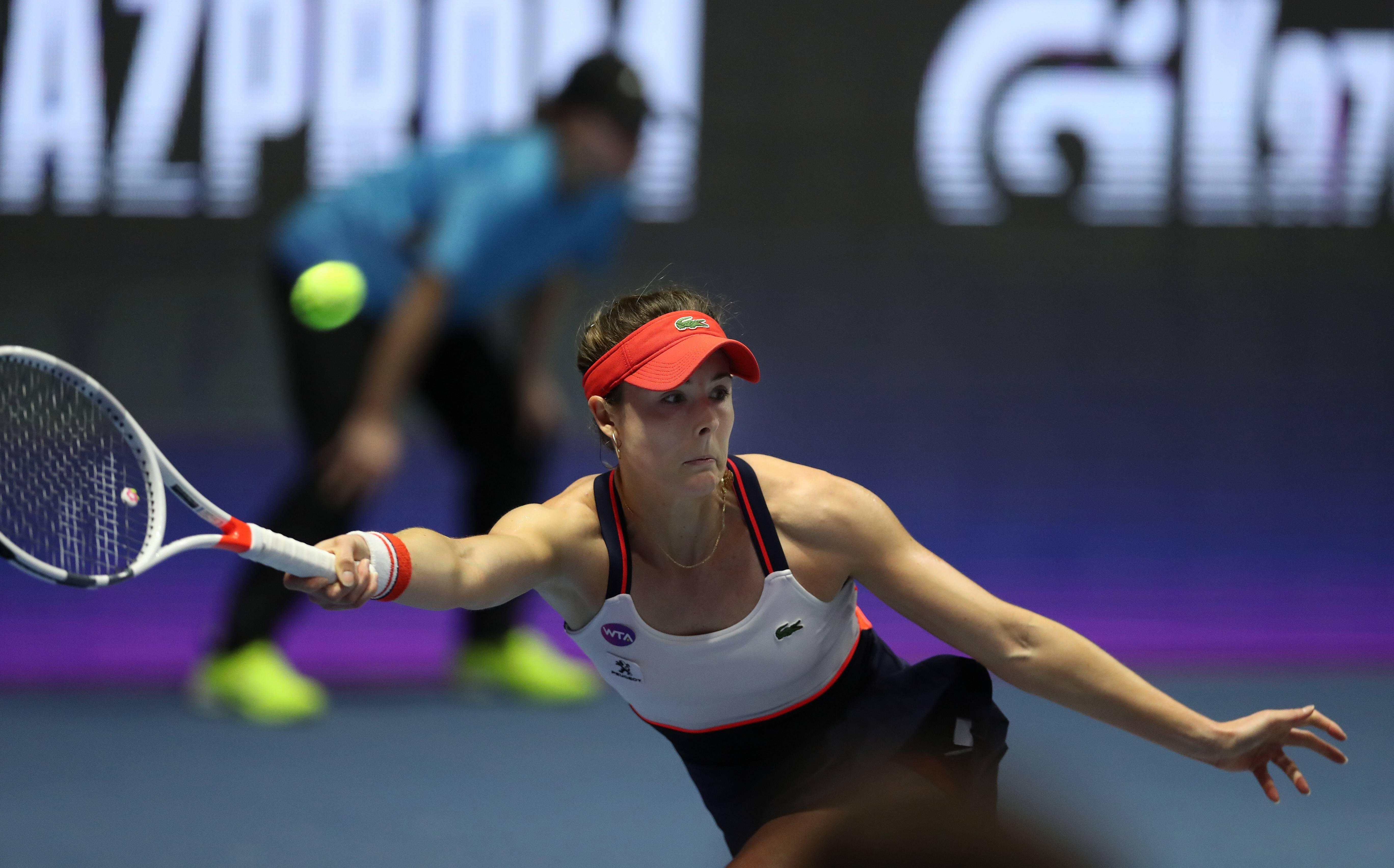 Tennis - WTA - Miami : Retour perdant pour Alizé Cornet