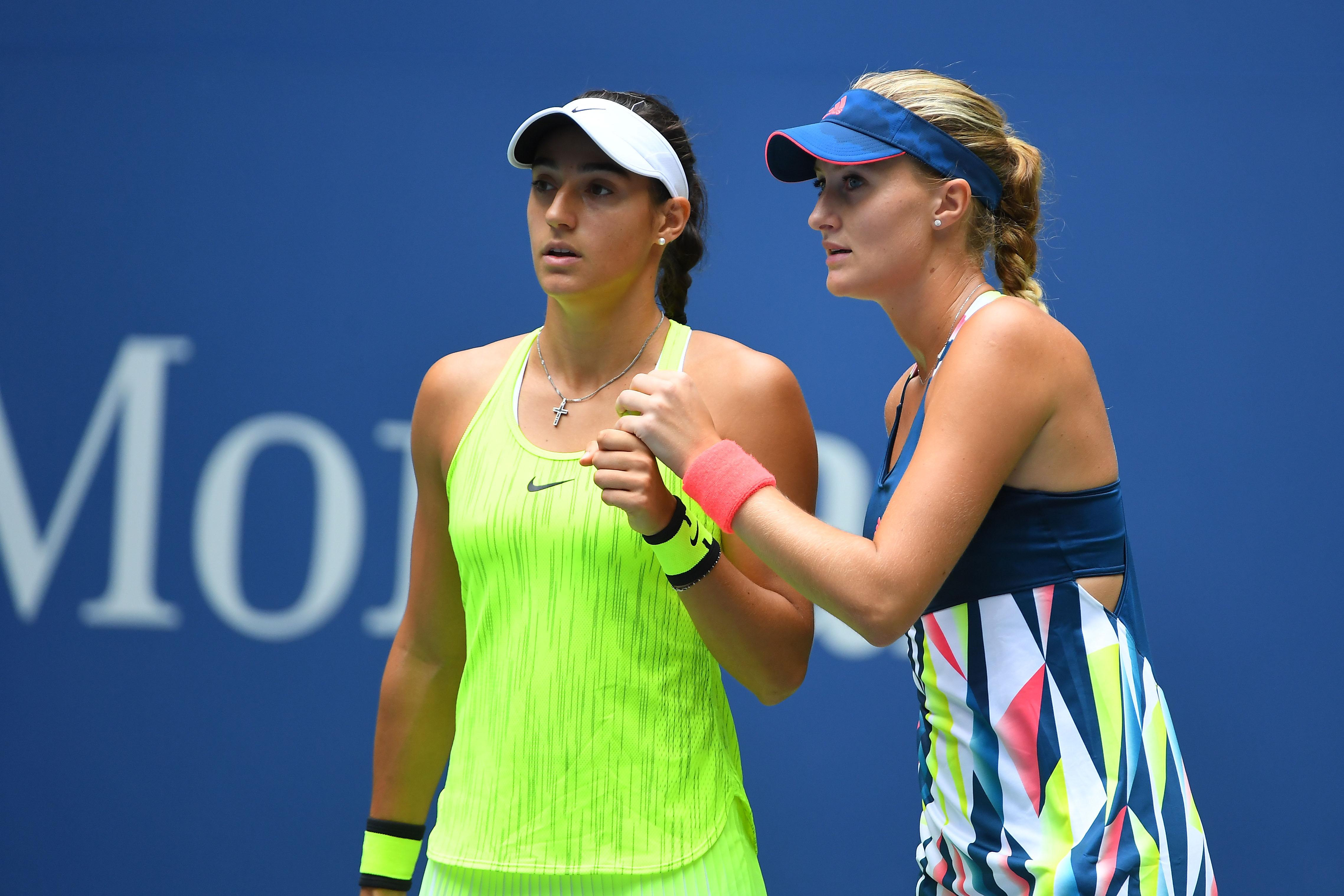 Tennis : WTA - Masters : Mladenovic et Garcia visent la place de num�ro 1 mondial