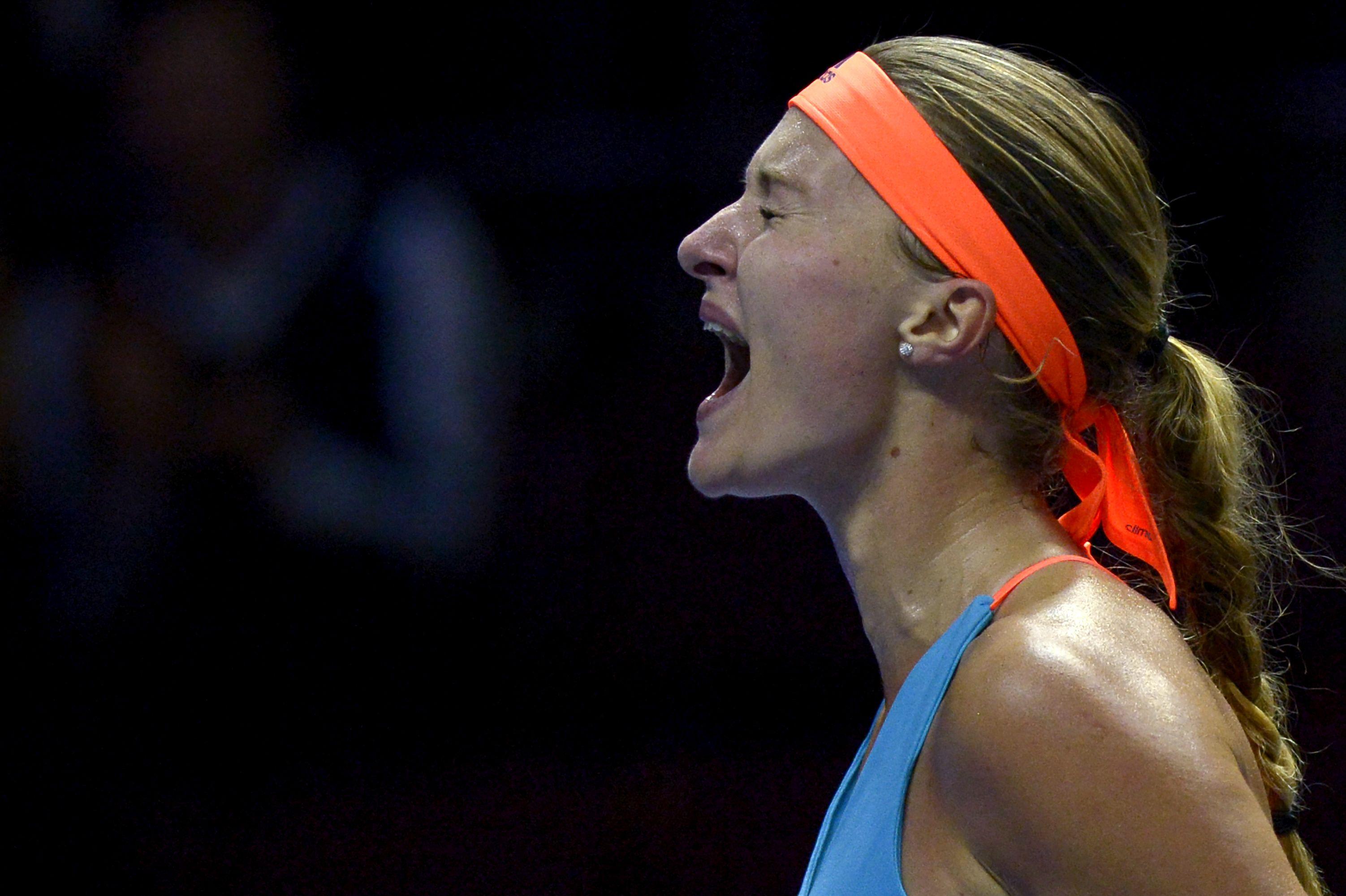 Tennis : WTA - </b>Saint-P&#233;tersbourg  : </b>Mladenovic premi&#232;re !