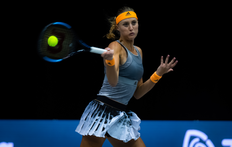 Tennis - WTA - Moscou : Mladenovic cale en demies