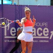 Tennis - WTA - Pauline Parmentier au Figaro : «Je me suis vue arrêter»