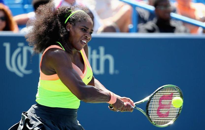 Tennis : WTA - </b>Serena laisse passer l'orage Ivanovic