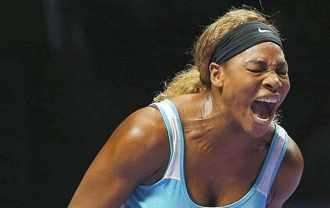 Tennis : WTA - </b>Serena tangue encore mais ne coule pas