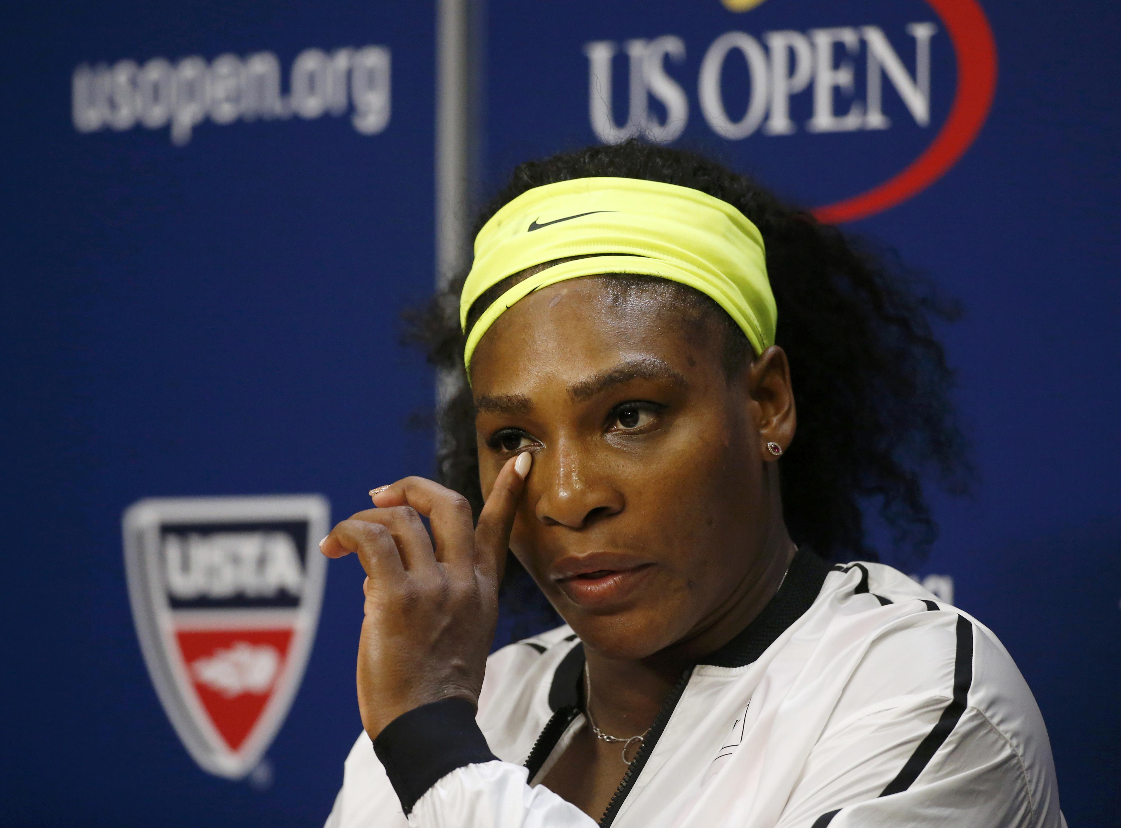 Tennis : WTA - Serena Williams dit stop