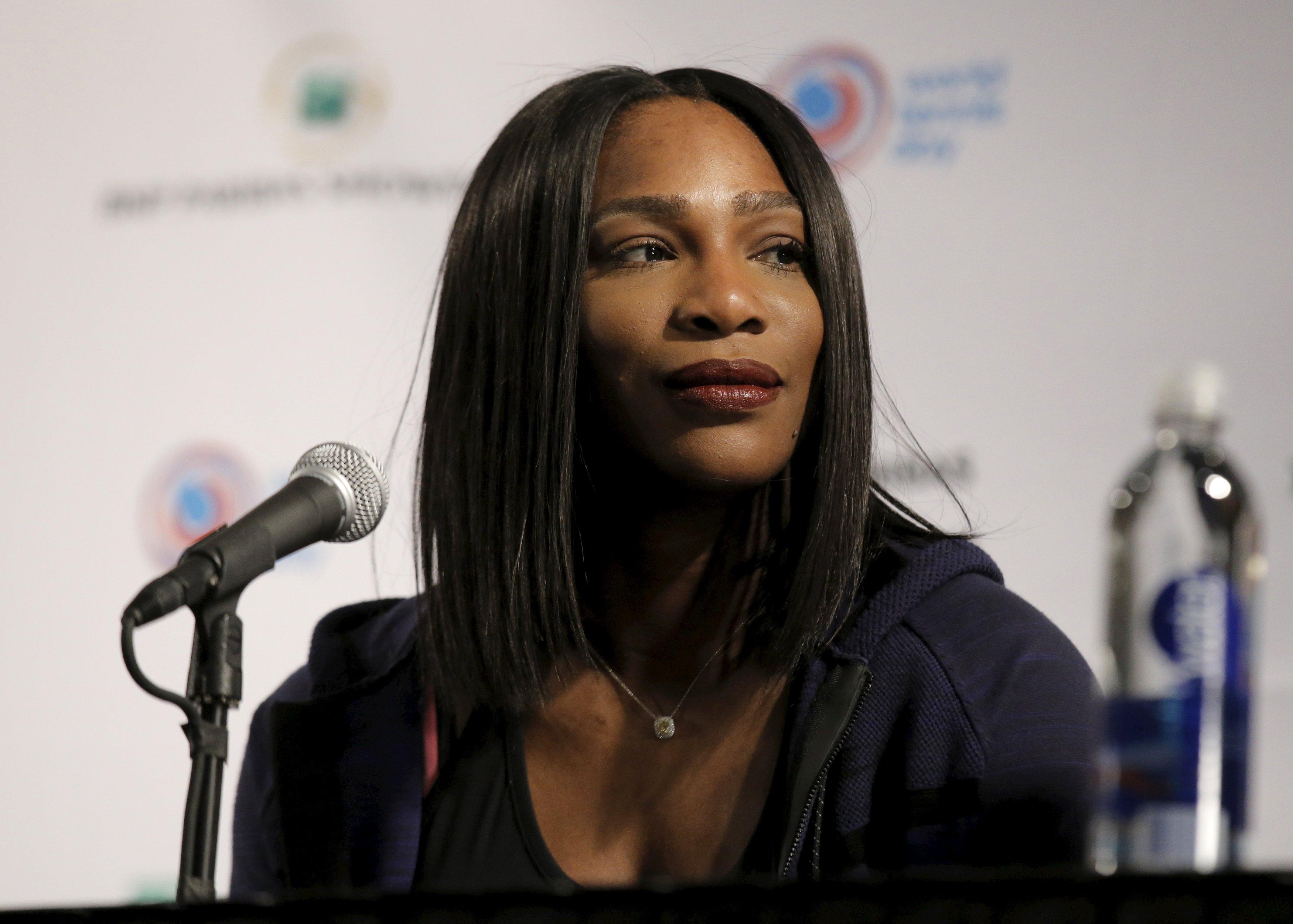 Serena Williams Sex Life 85