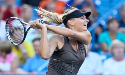 Sharapova déroule - WTA - Tennis -