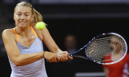 Sharapova et Serena au rendez-vous - WTA - Tennis -