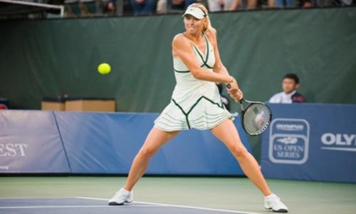 Sharapova expéditive - WTA - Tennis -