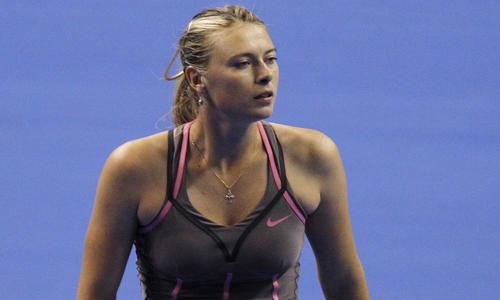 Sharapova trop impatiente - WTA - Tennis -
