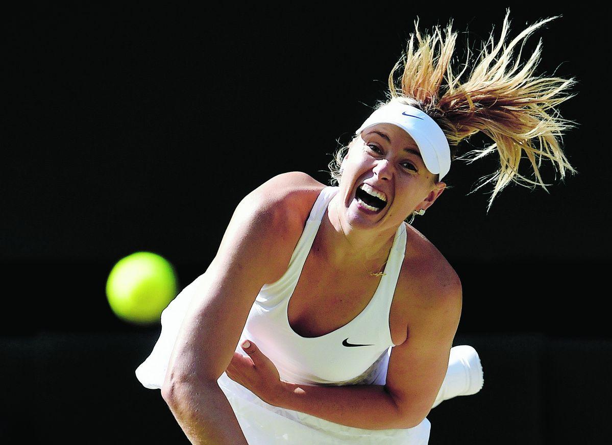 WTA - Sharapova, un retour qui fait polémique
