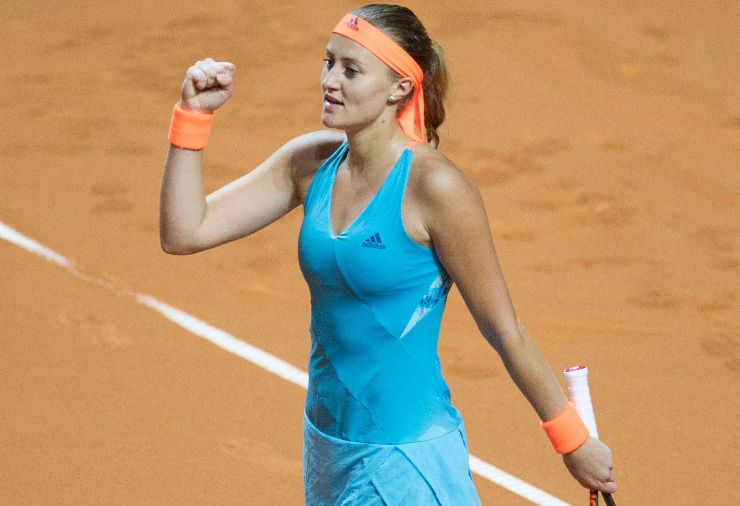 Tennis - WTA - Stuttgart : Mladenovic impressionne face à Kerber
