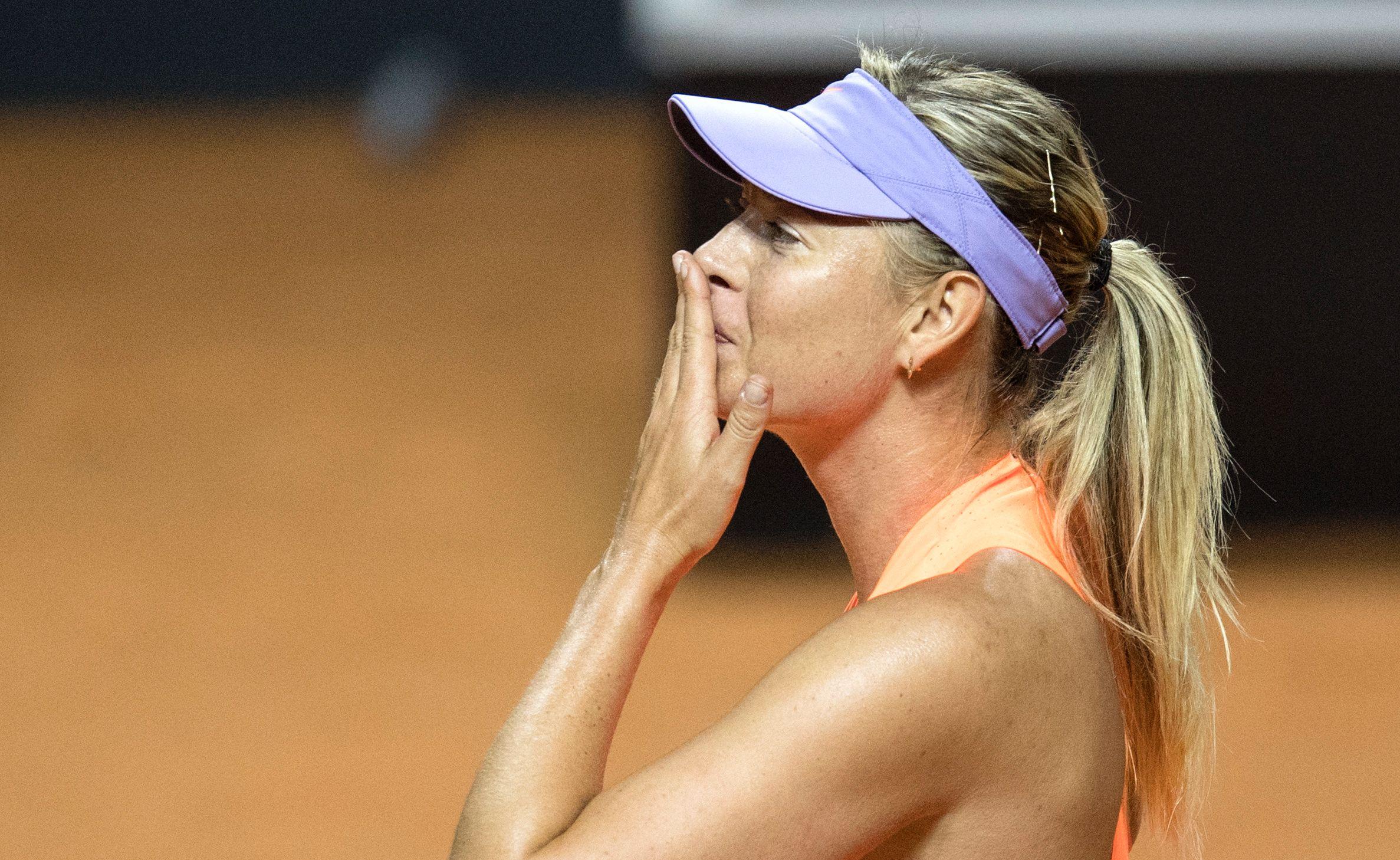 Tennis - WTA - Stuttgart : Sereine comme Sharapova