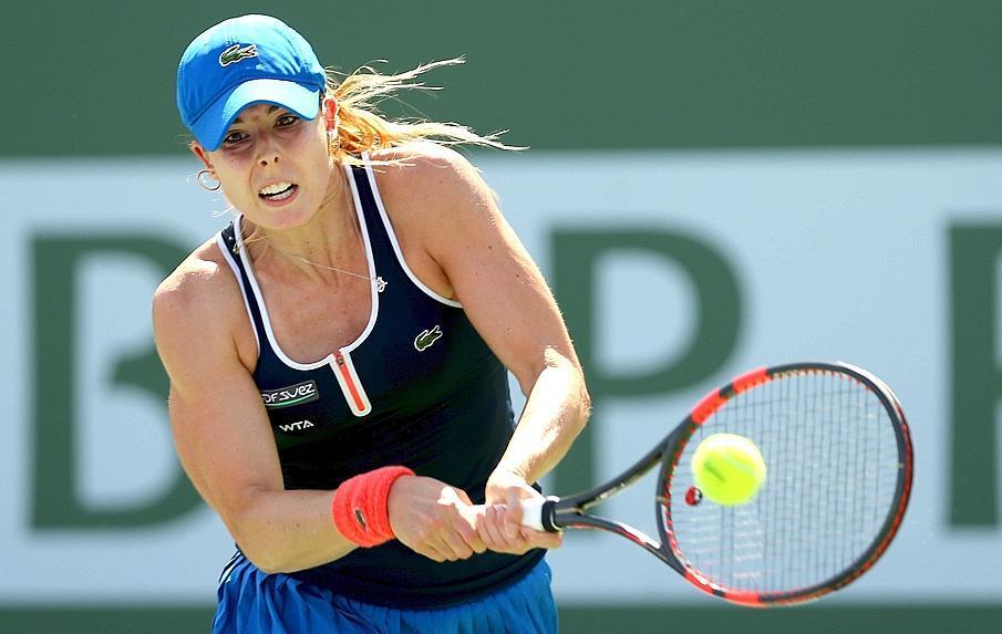 Tennis : WTA - </b>Terminus pour Cornet et Mladenovic