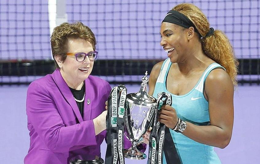 Tennis : WTA - </b>Vengeresse, Serena s?adjuge un 5e Masters