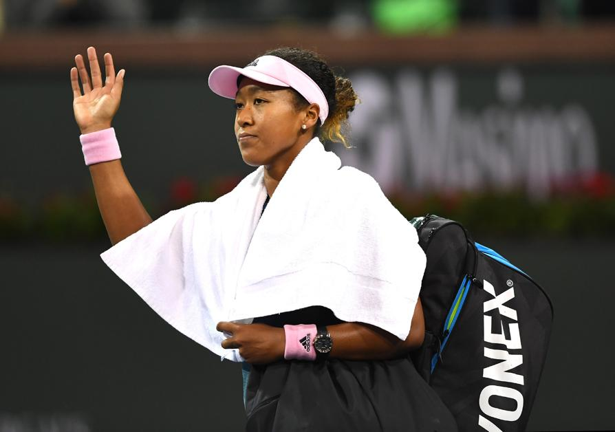 Tennis - WTA - Indian Wells : la n°1 mondiale Naomi Osaka elle aussi éliminée