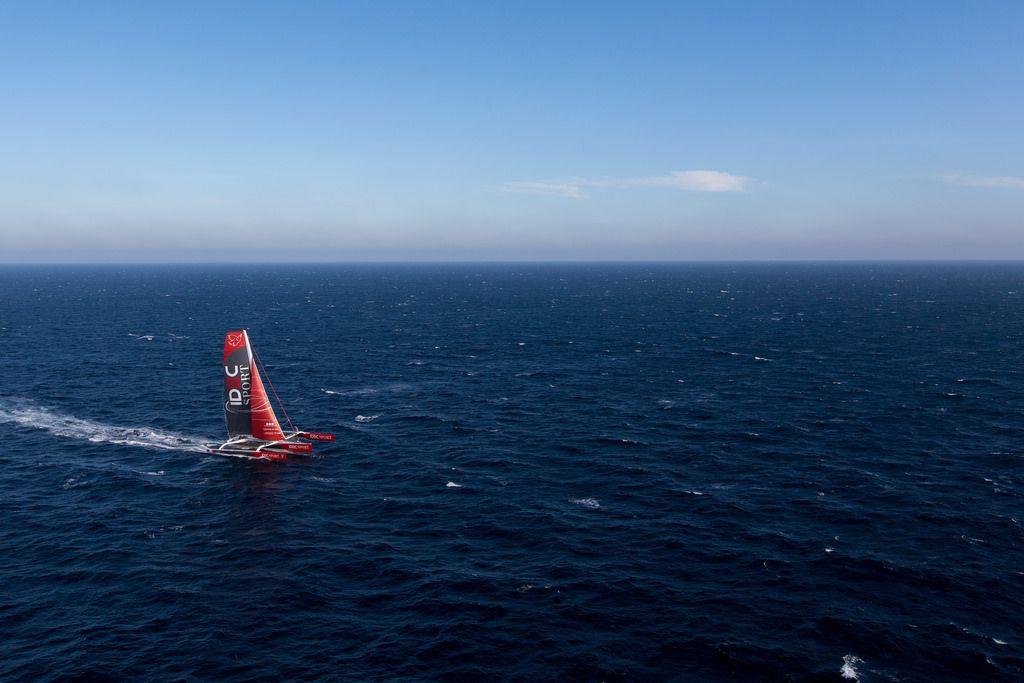 traverse atlantique en bateau