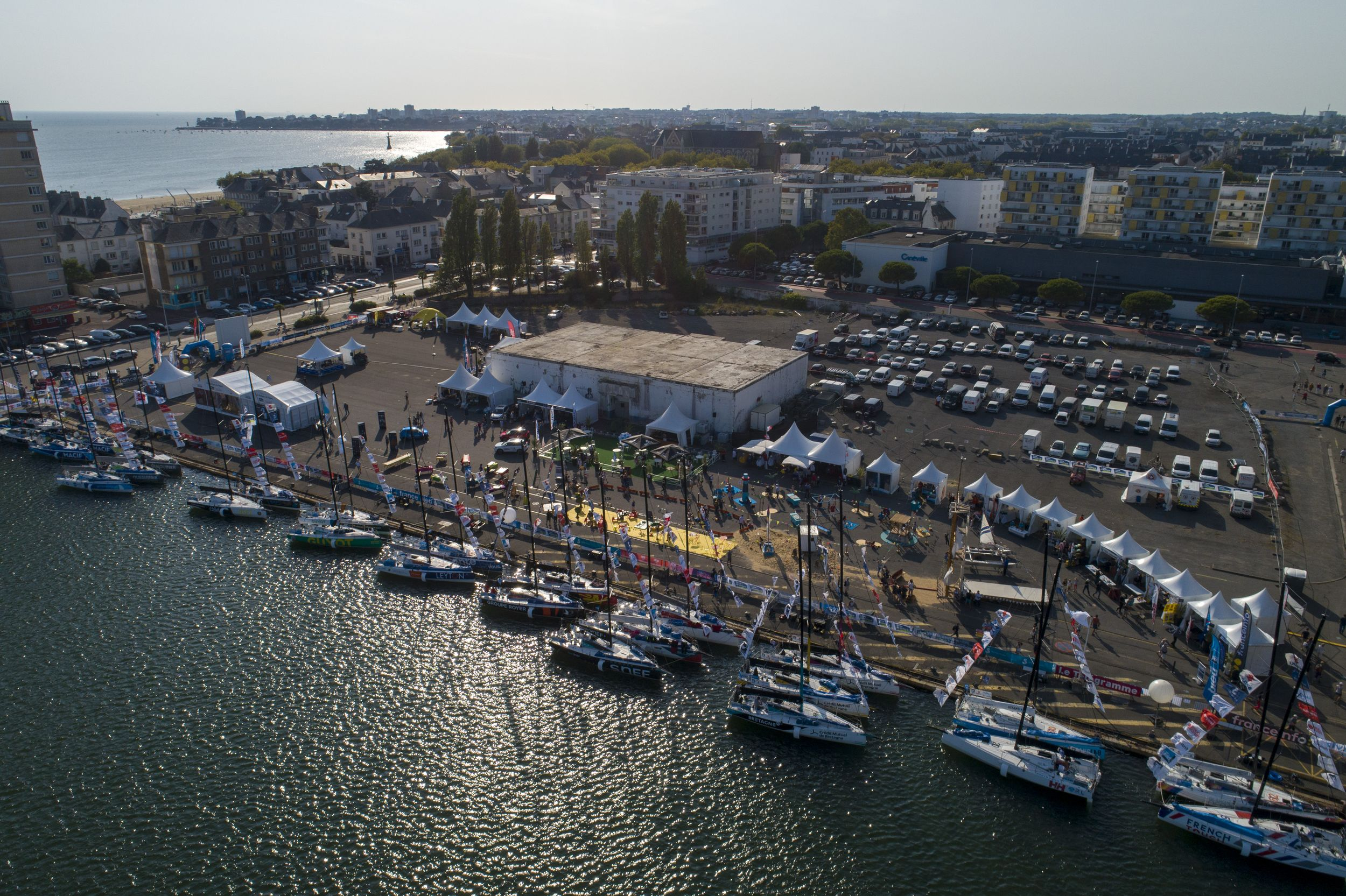 Voile - La Solitaire - La Loire Atlantique s'engage pour six ans aux côtés de la Solitaire du Figaro