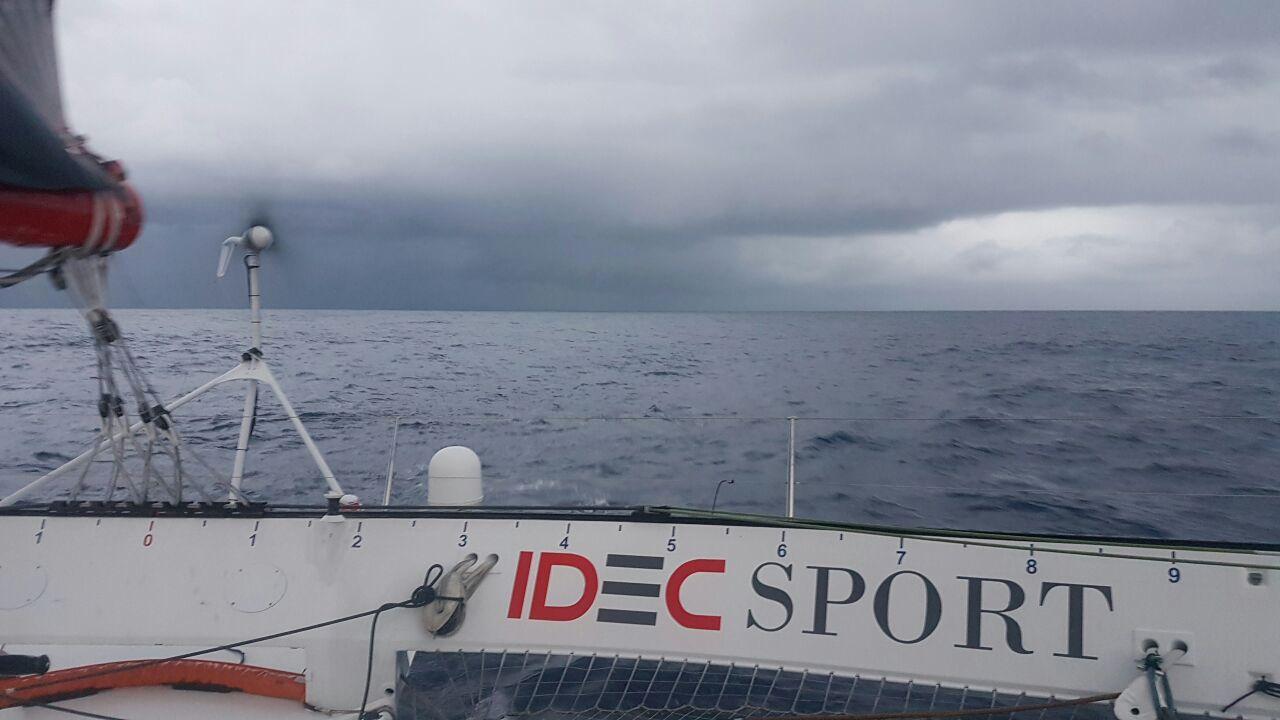 Voile - Trophée Jules Verne - Joyon et Idec-Sport jettent l'éponge