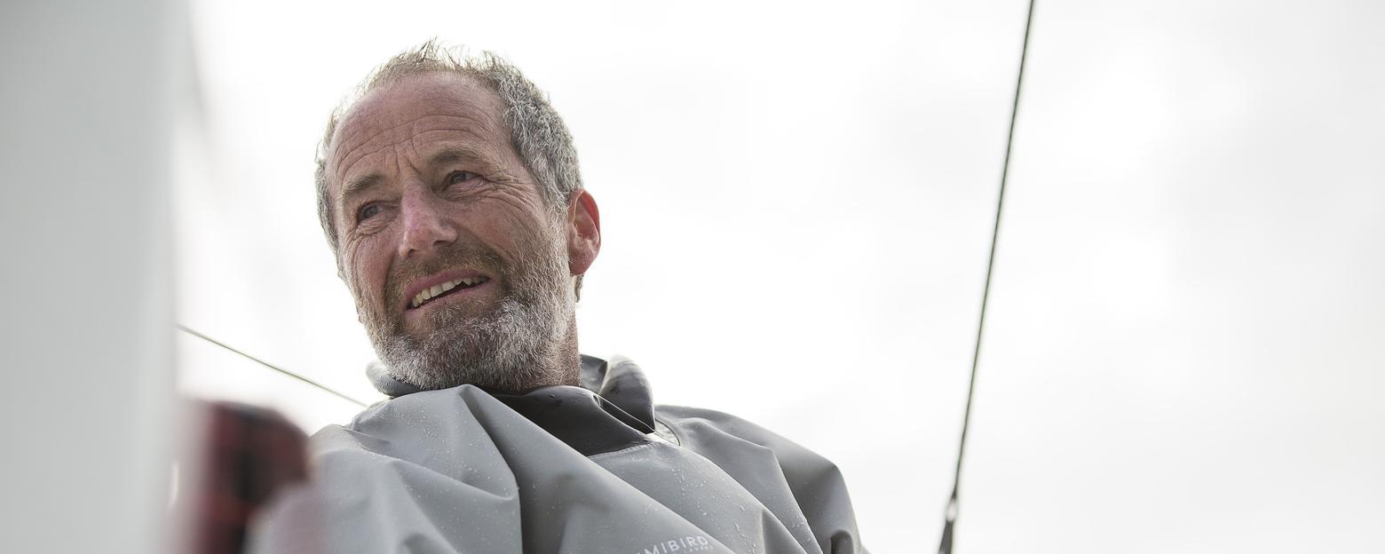 Voile - Vendée Globe - Confinement et tour monde en solitaire : «ça n'a rien à voir» pour Desjoyeaux