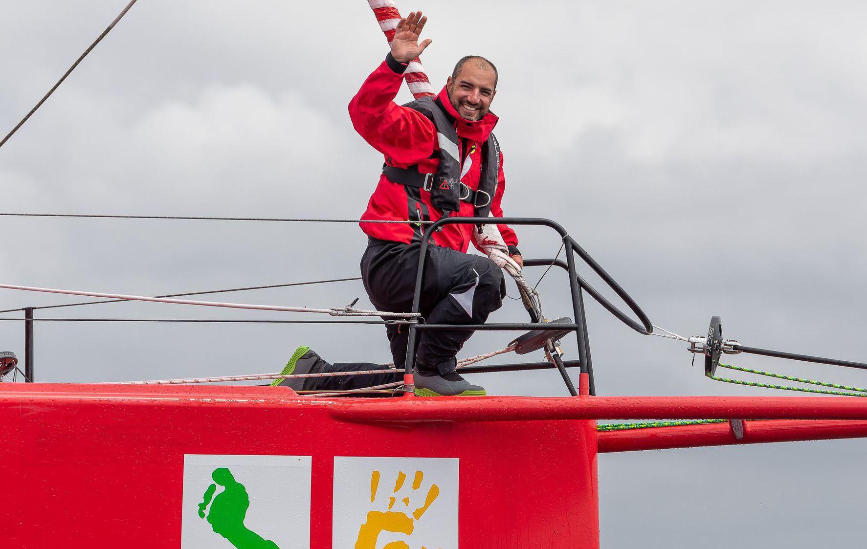 Voile - Vendée Globe - Damien Seguin, deuxième abandon sur la Vendée-Arctique-Les Sables