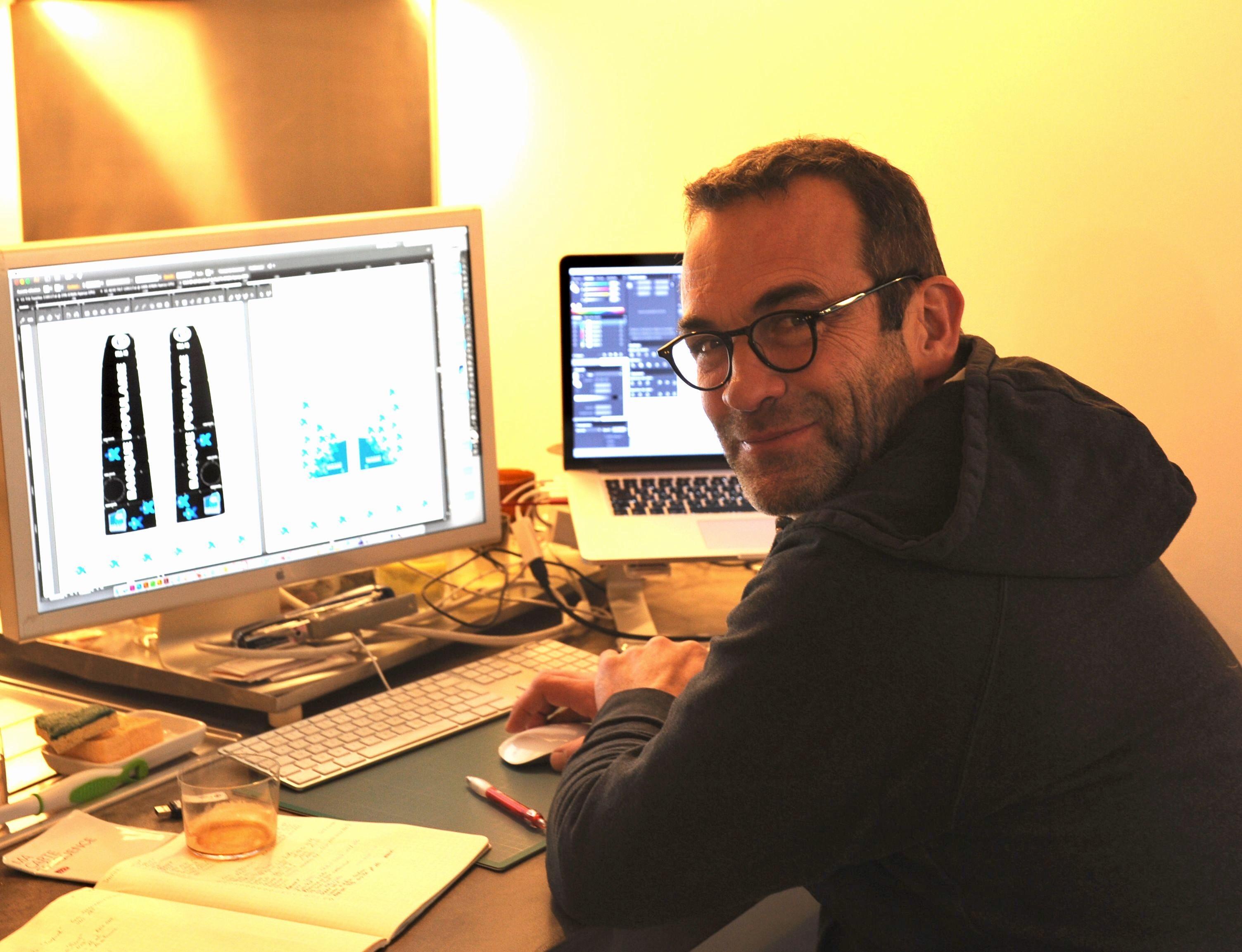 Voile - Vendée Globe - «JB», ce designer qui habille les bateaux du Vendée Globe
