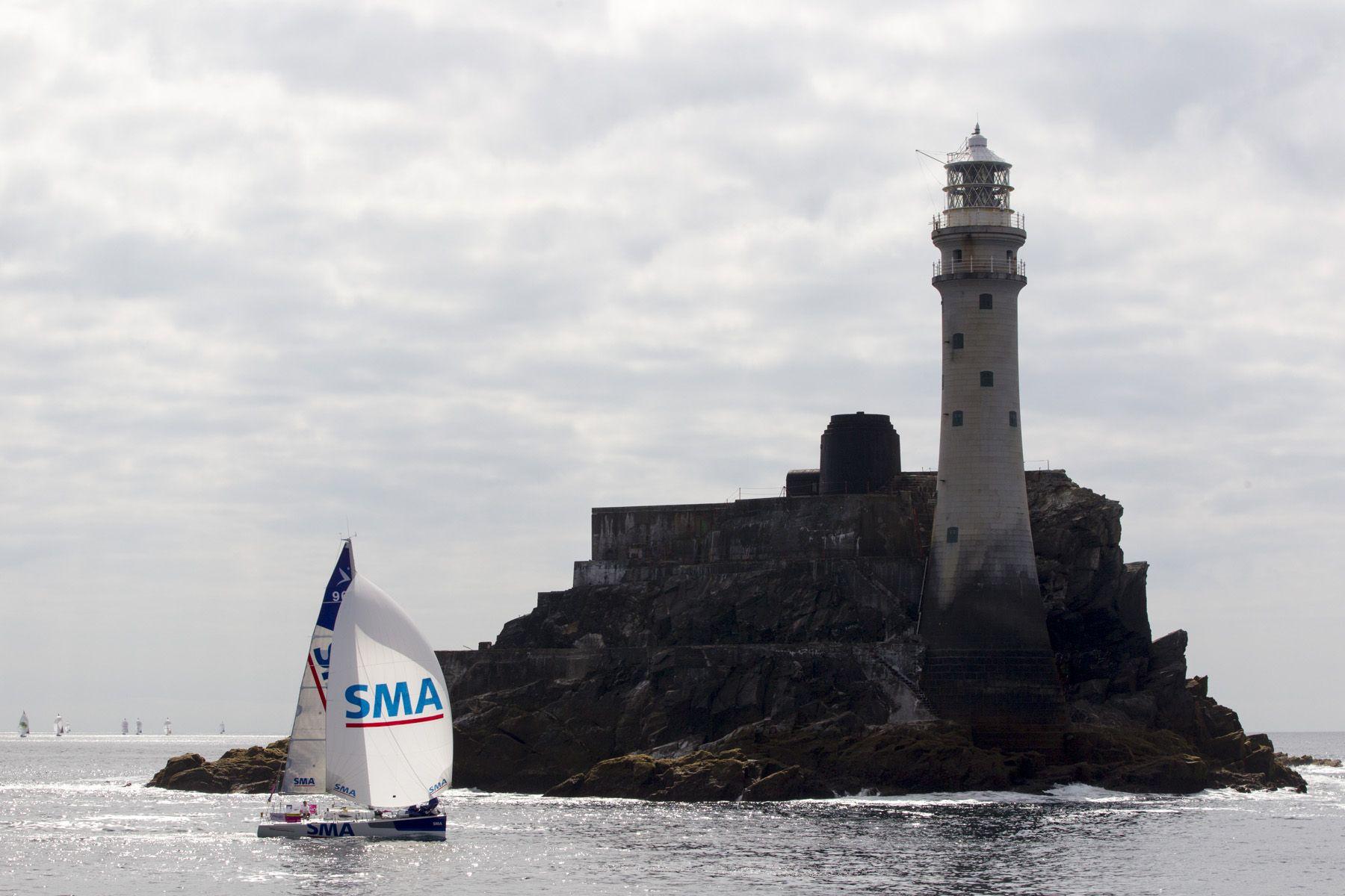 Voile - Vendée Globe - SMA ne suivra pas Meilhat sur le Vendée Globe 2020