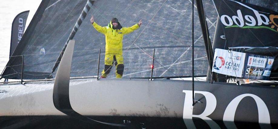 Voile - Vendée Globe - Vivez en direct l'arrivée d'Alex Thomson aux Sables d'Olonne (VIDEO)