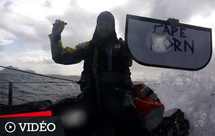 Infos Sports : Voile - </b>Volvo Ocean Race - Volvo  : </b>Bataille historique autour du Horn