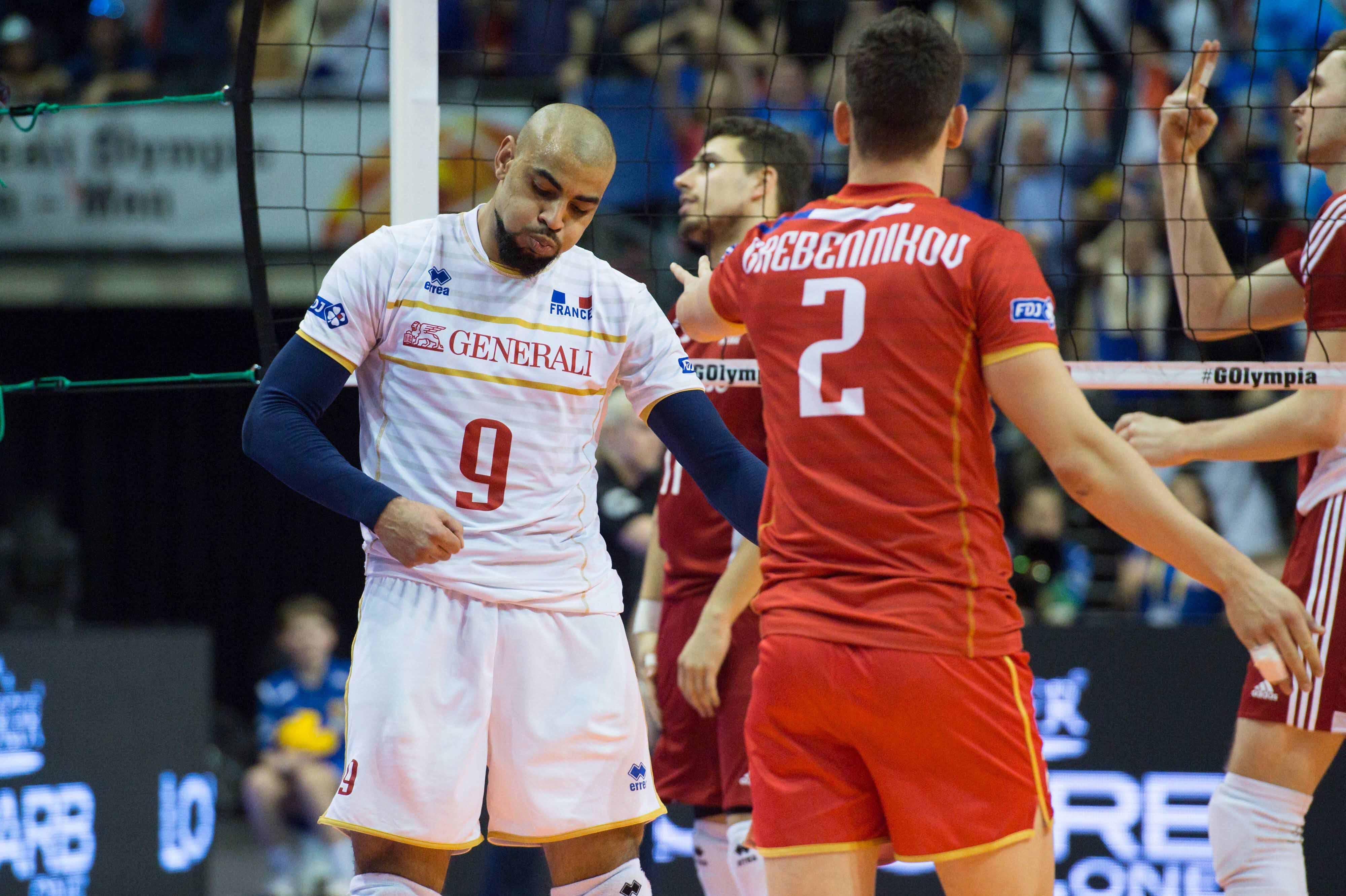 Volley - Des Bleus «aux deux visages» défaits par la Pologne