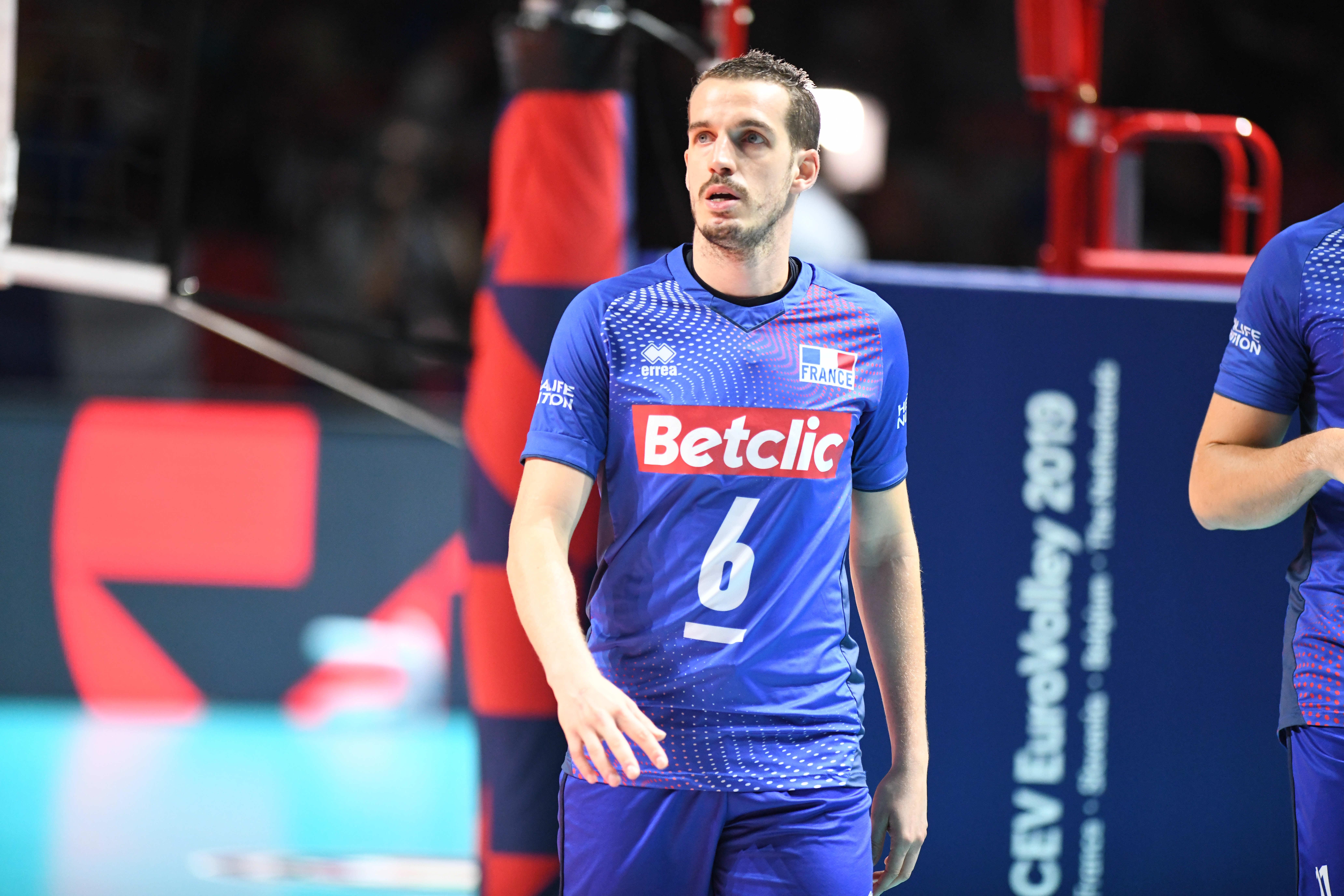 Volley - Equipe de France - «Compliqué» d'aller chercher la qualification olympique, estime Benjamin Toniutti