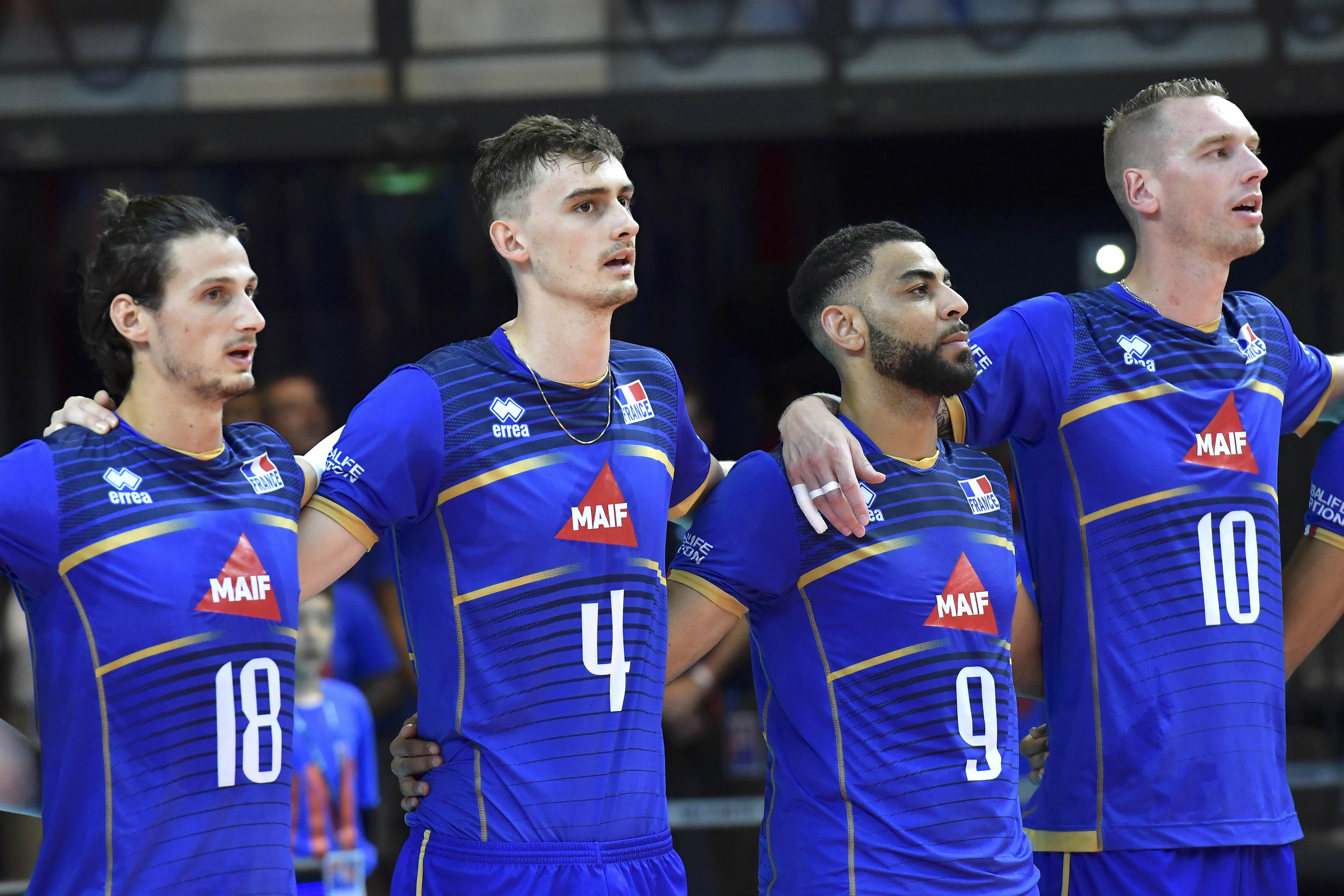 Volley - Equipe de France - Dernier appel pour les Jeux de Tokyo pour la bande à Ngapeth