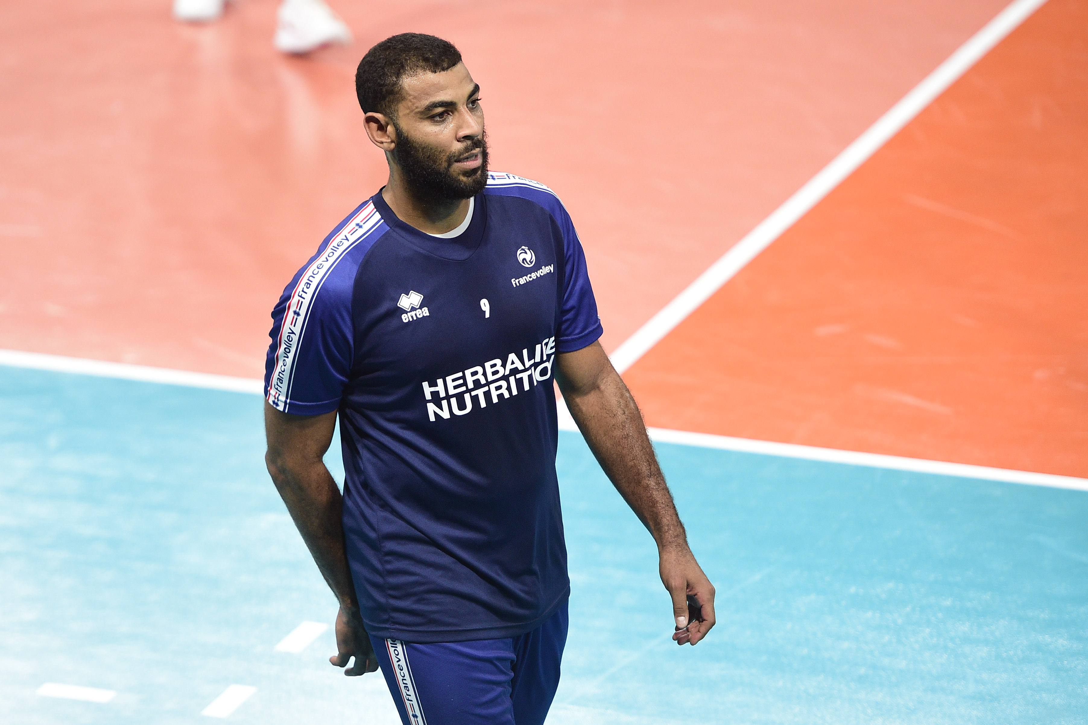 Volley - Equipe de France - Earvin Ngapeth : «Cet Euro, nous le prenons comme un super cadeau»