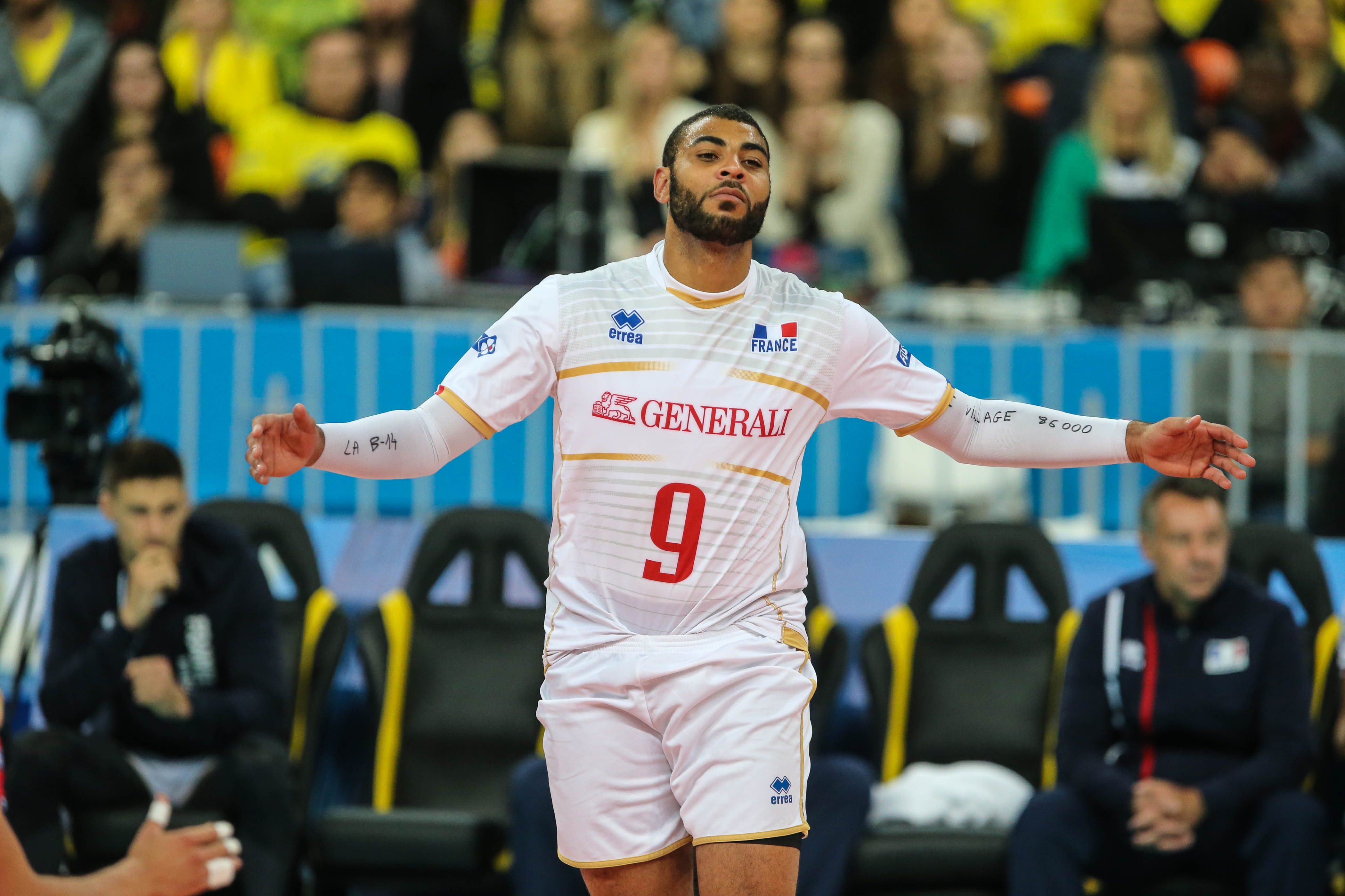 Volley - Equipe de France - Earvin Ngapeth : «Les JO de Rio sont vraiment derrière nous»