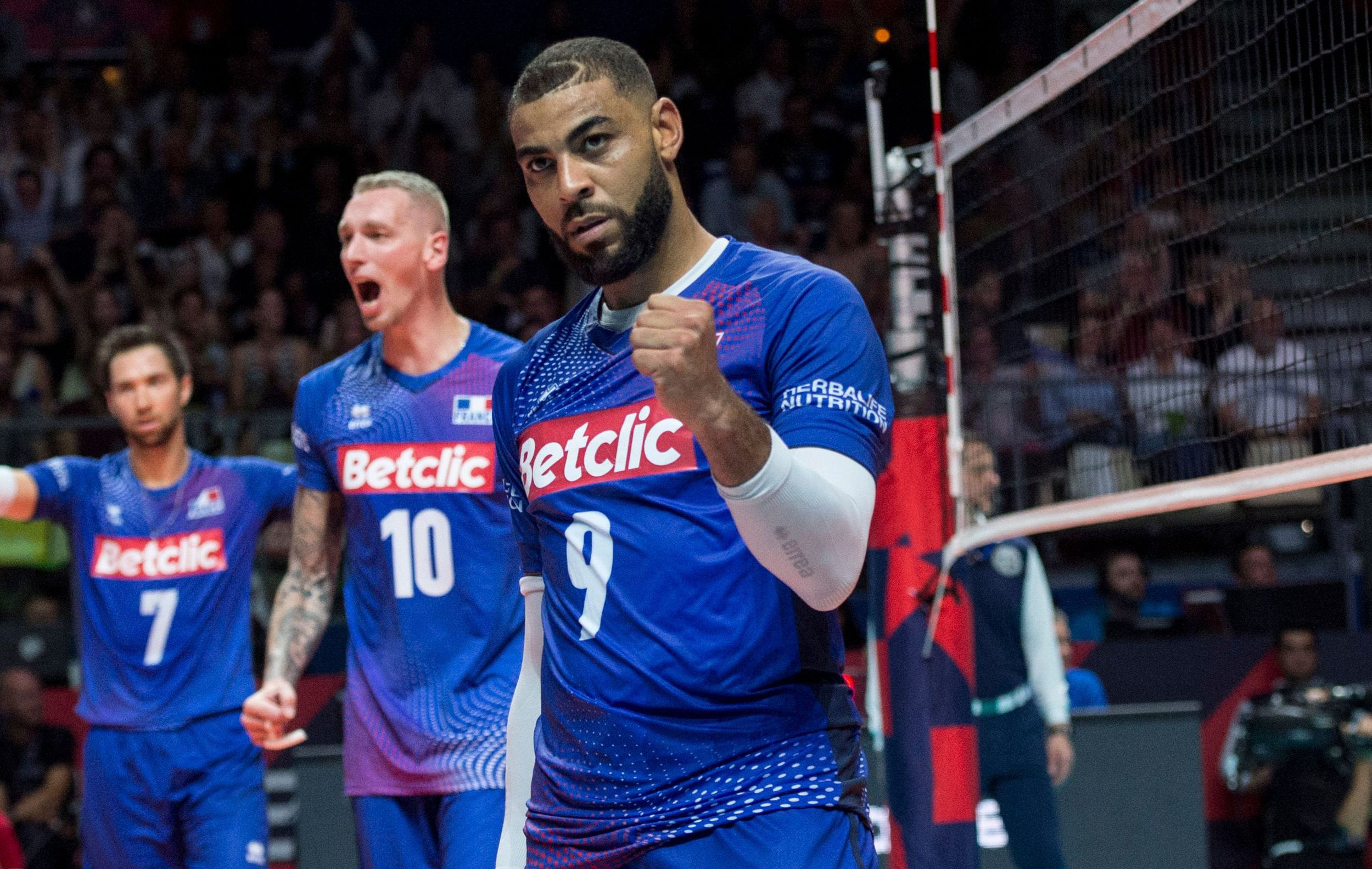 Volley - Equipe de France - Euro 2019 de volley : Earvin Ngapeth arrive à point nommé