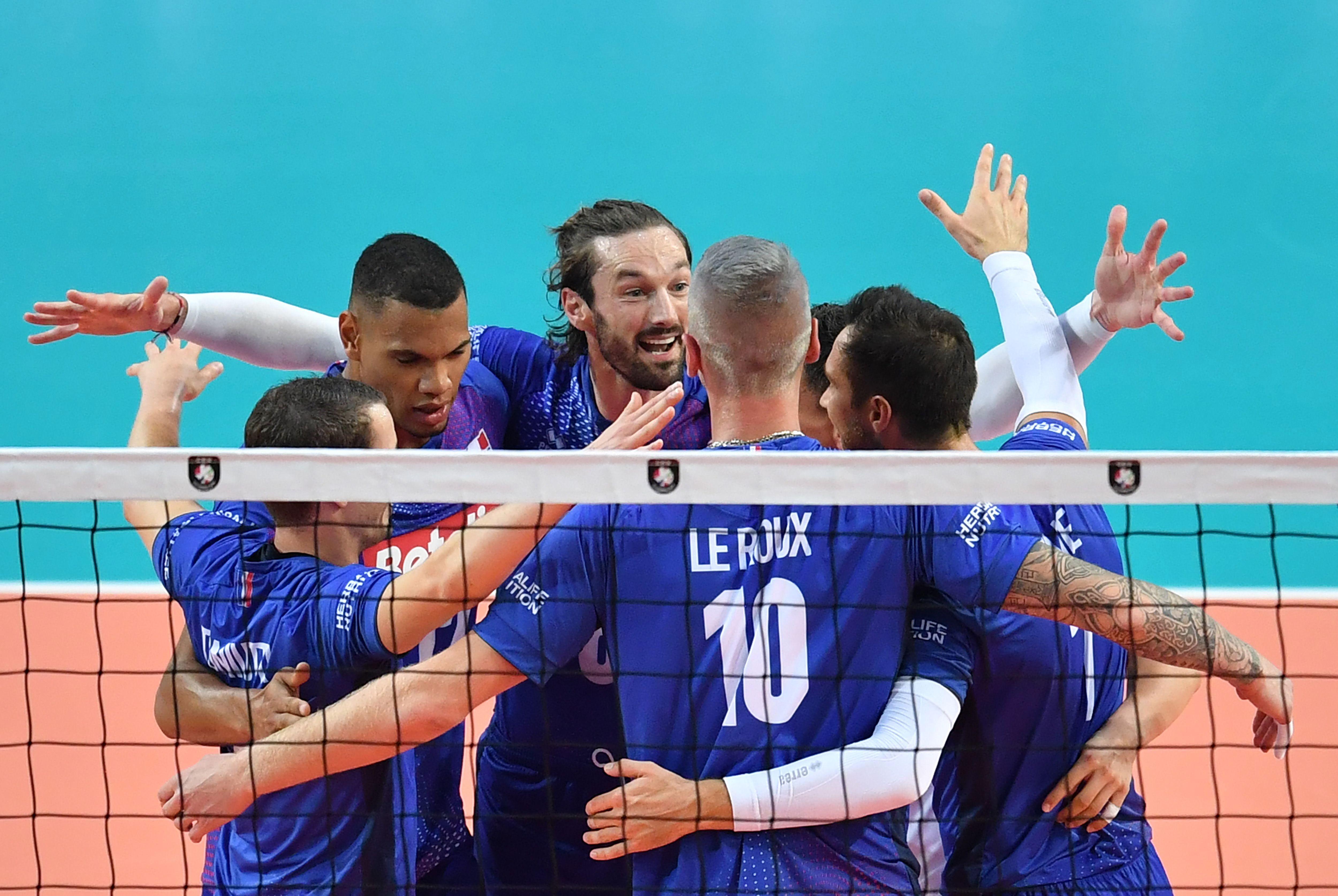 Volley - Equipe de France - Euro 2019 de volley : la France démarre en trombe contre la Roumanie